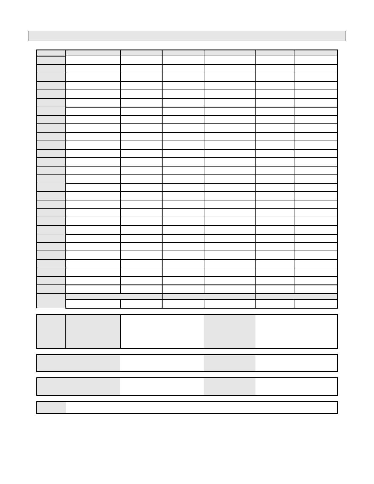 Blank Canasta Score Sheet Free Download – Canasta Score Sheet