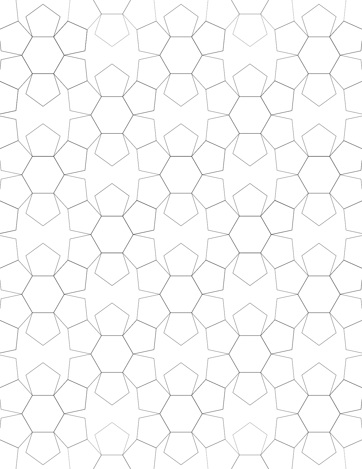 Unique Hexagonal Graph Paper Vorlage Ensign - FORTSETZUNG ...