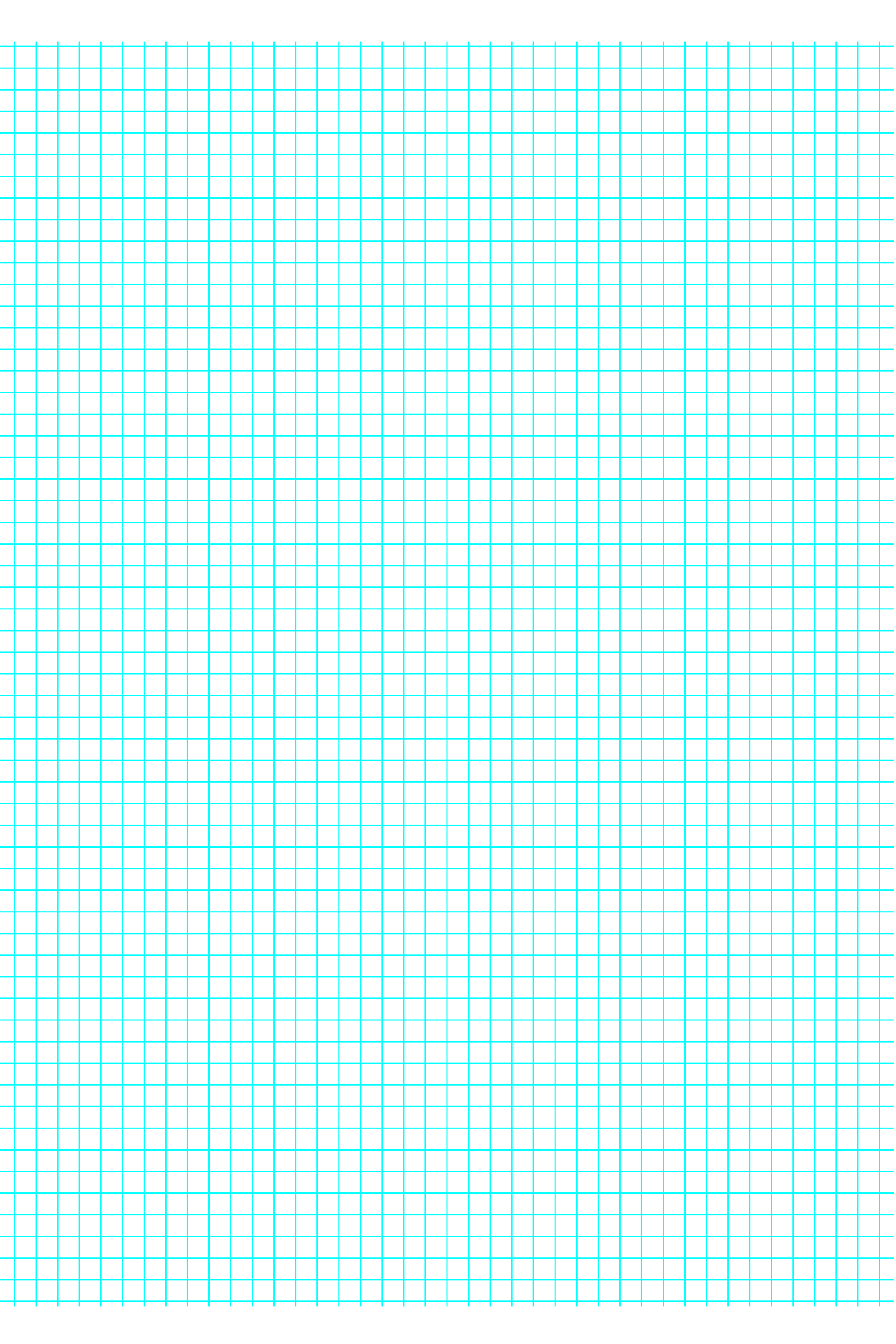 5 Lines Per Inch Graph Paper On A4 Sized Paper Free Download
