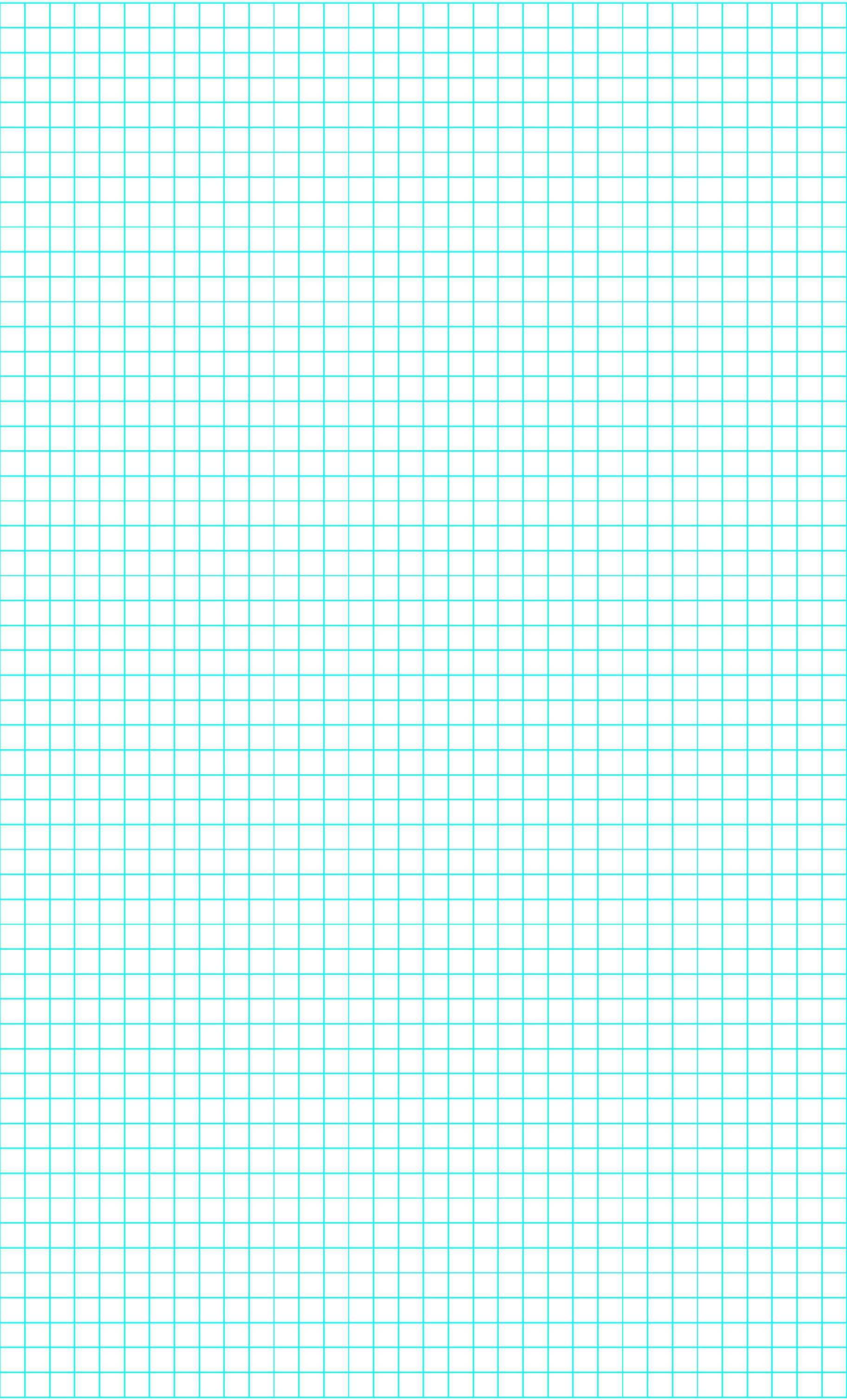 4 Lines per Inch Graph Paper on Legal-Sized Paper Free ...