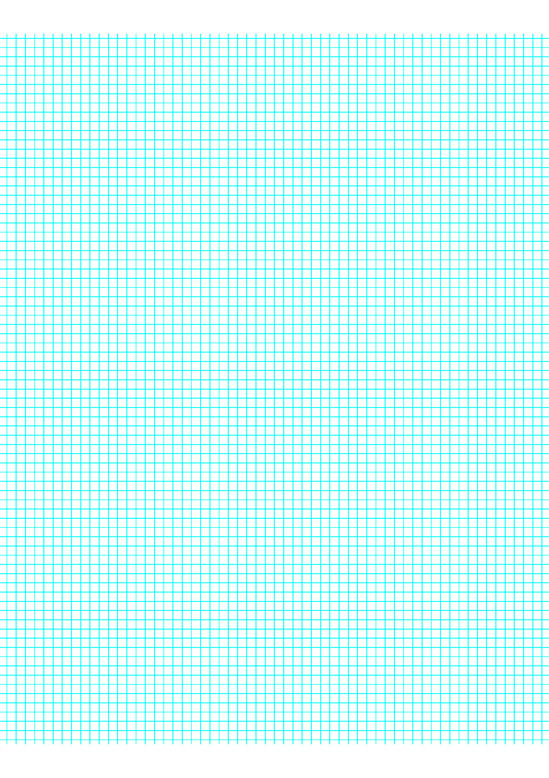7 lines per inch graph paper on letter