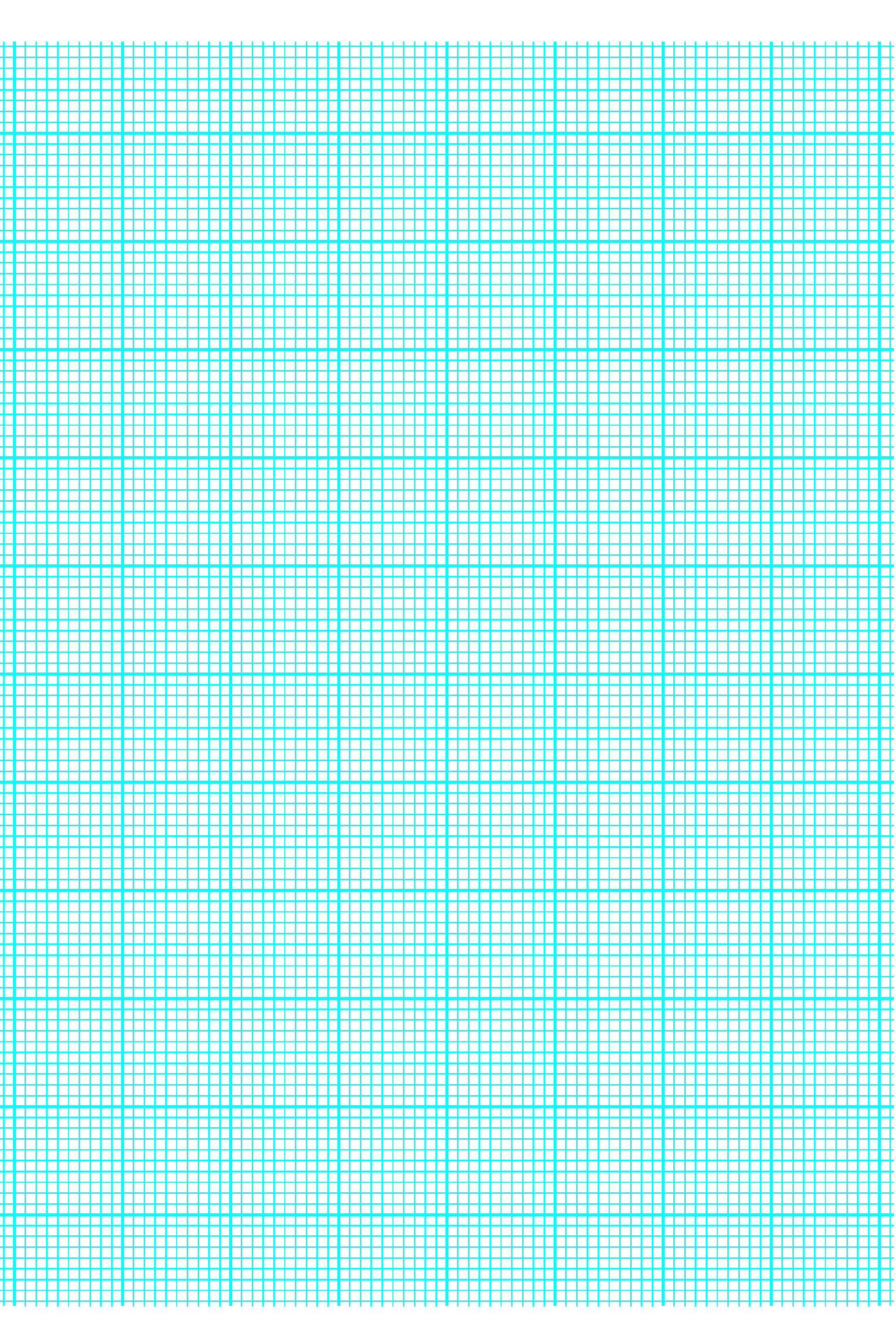 10 lines per inch graph paper on a4