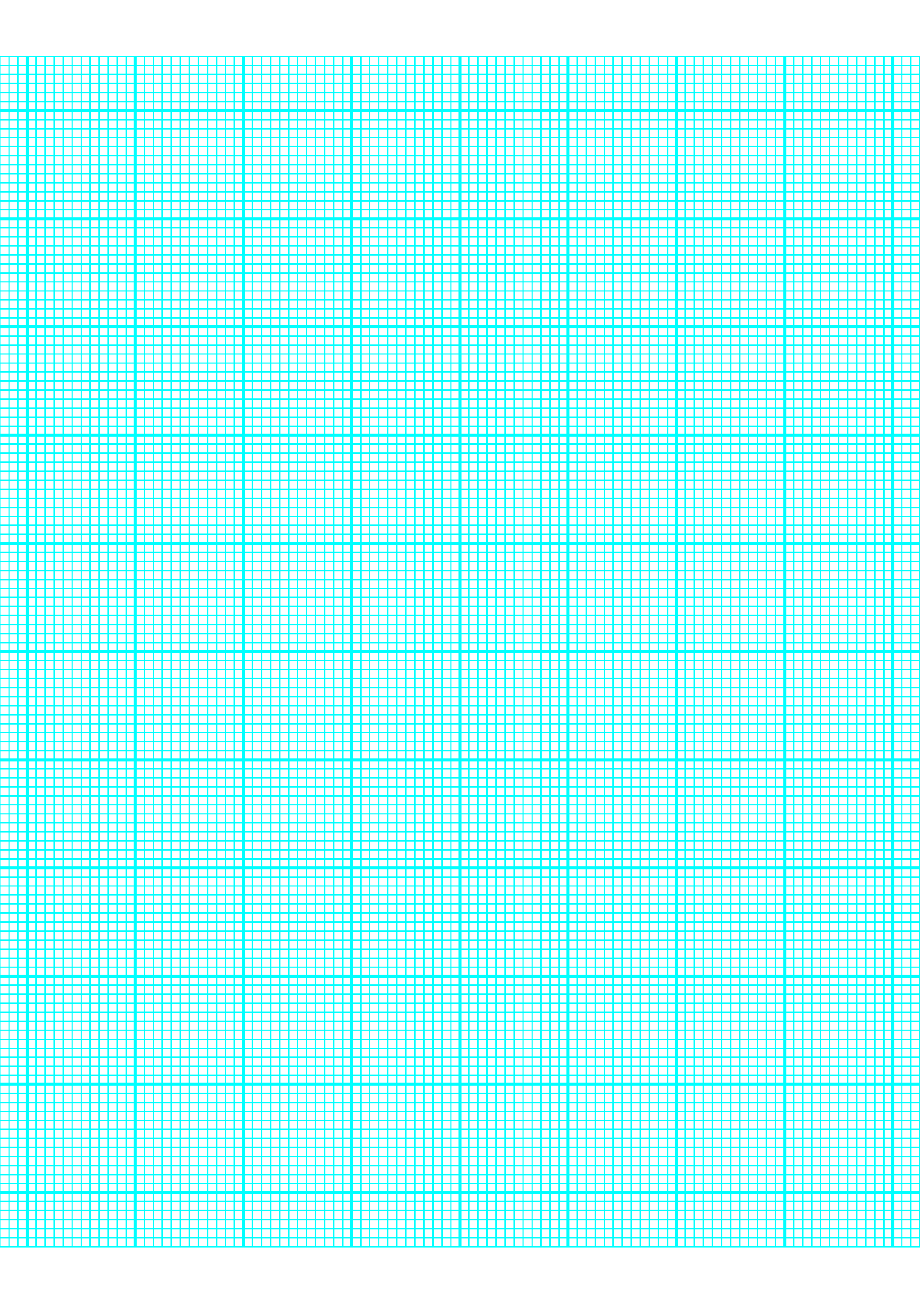 12 Lines per Inch Graph Paper on LetterSized Paper  Heavy