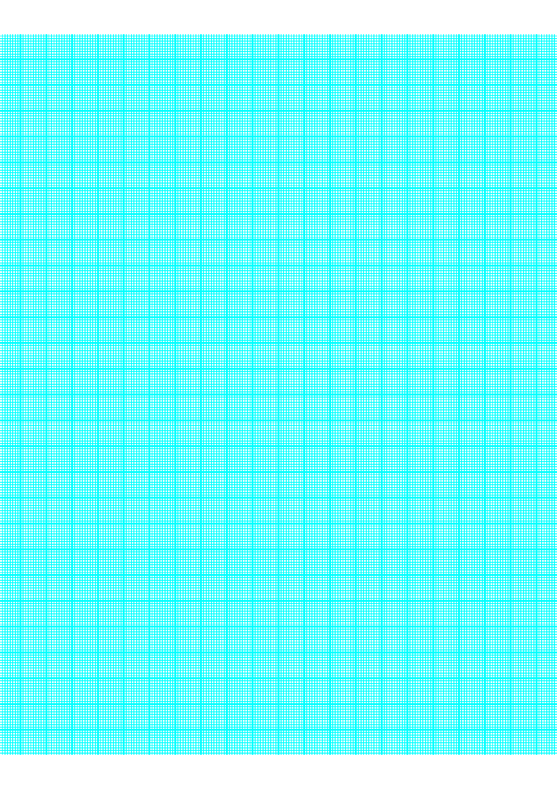 1 line per mm graph paper on letter sized paper centimeter free