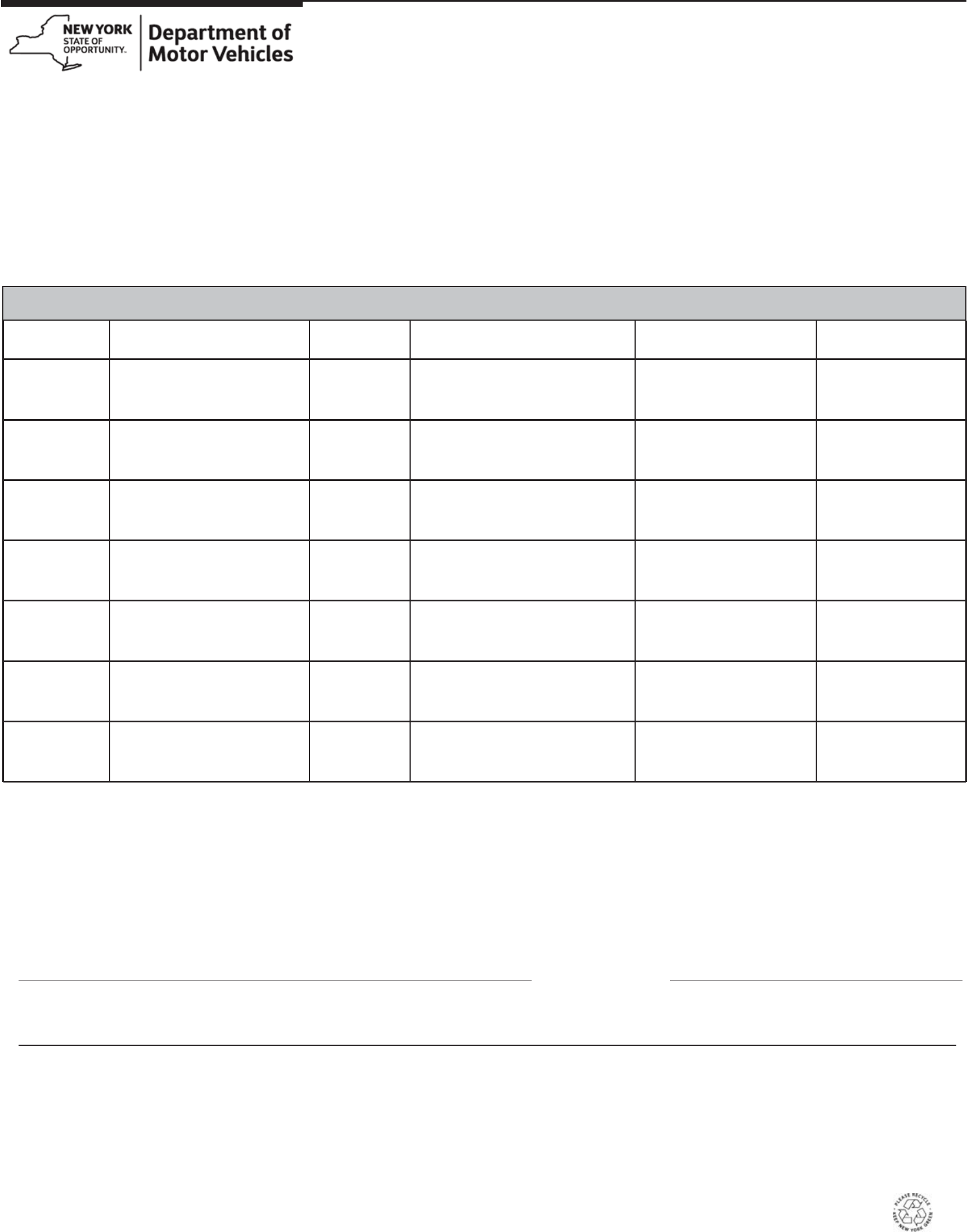 48 hour print templates - form dtp 421 intent to conduct dmv 39 s 30 hour basic