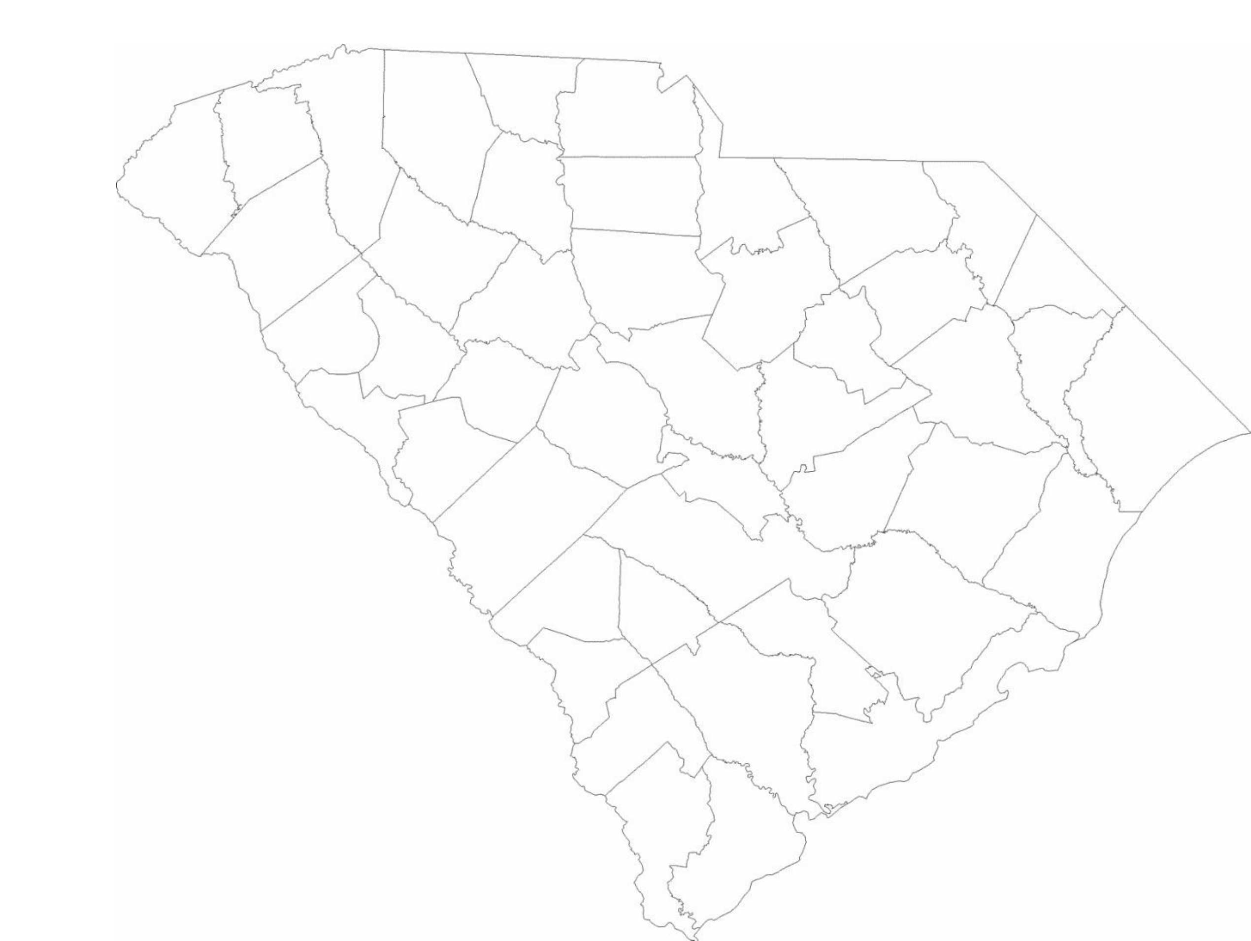 Blank South Carolina County Map Free Download on sc colony map, south carolina road map, sc legislature map, sc precinct map, upstate sc zip code map, sc cities map, sc zone map, lexington sc map, hemingway sc map, sc national forest map, clemson sc on map, sc florida map, ridgeville sc map, sc water map, sc map with counties, sc rivers map, pickens sc map, camden sc map, sc city map, sc state map,
