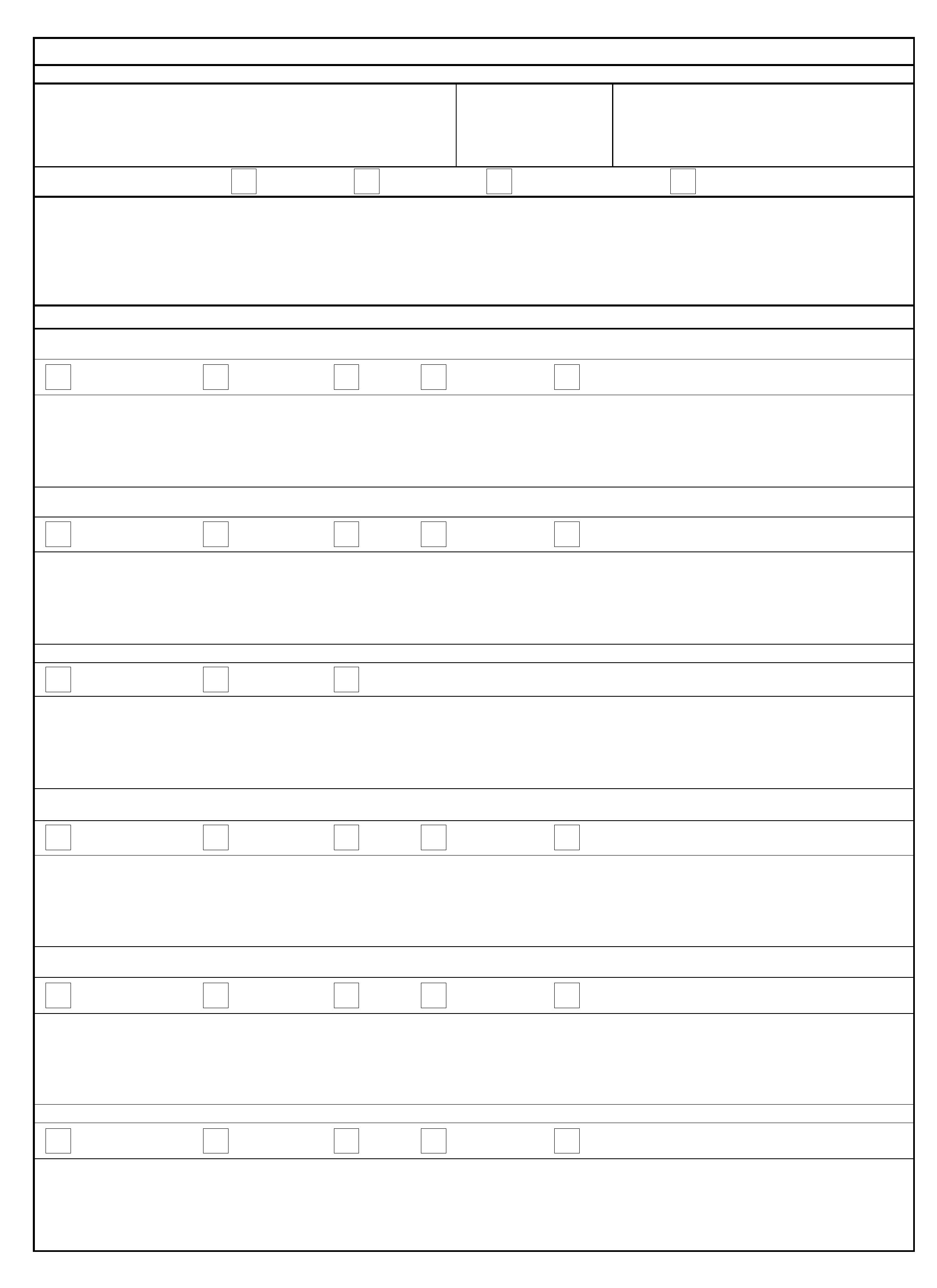 Printables Performance Feedback Worksheet performance feedback worksheet free download