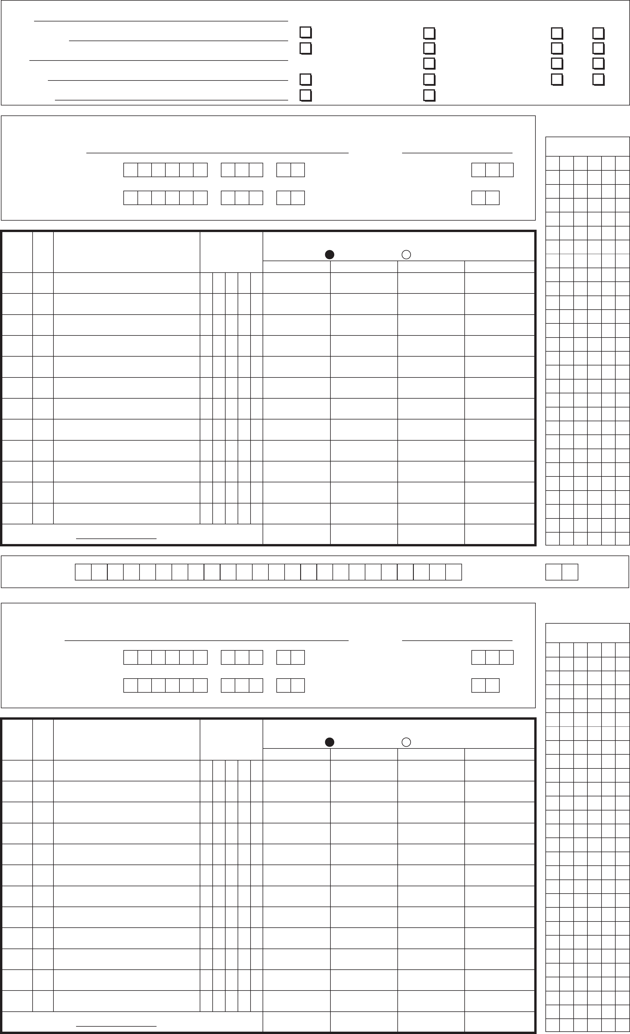 Basketball Score Sheet Sample Free Download