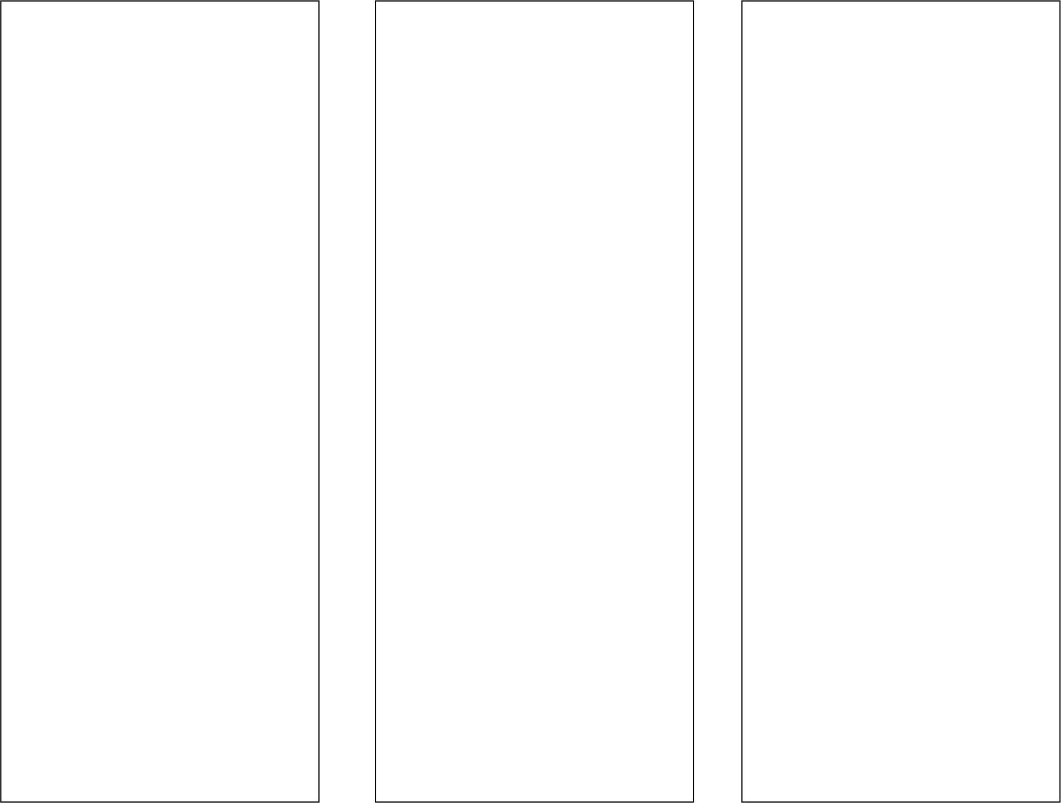 Blank Brochure Template Free Download