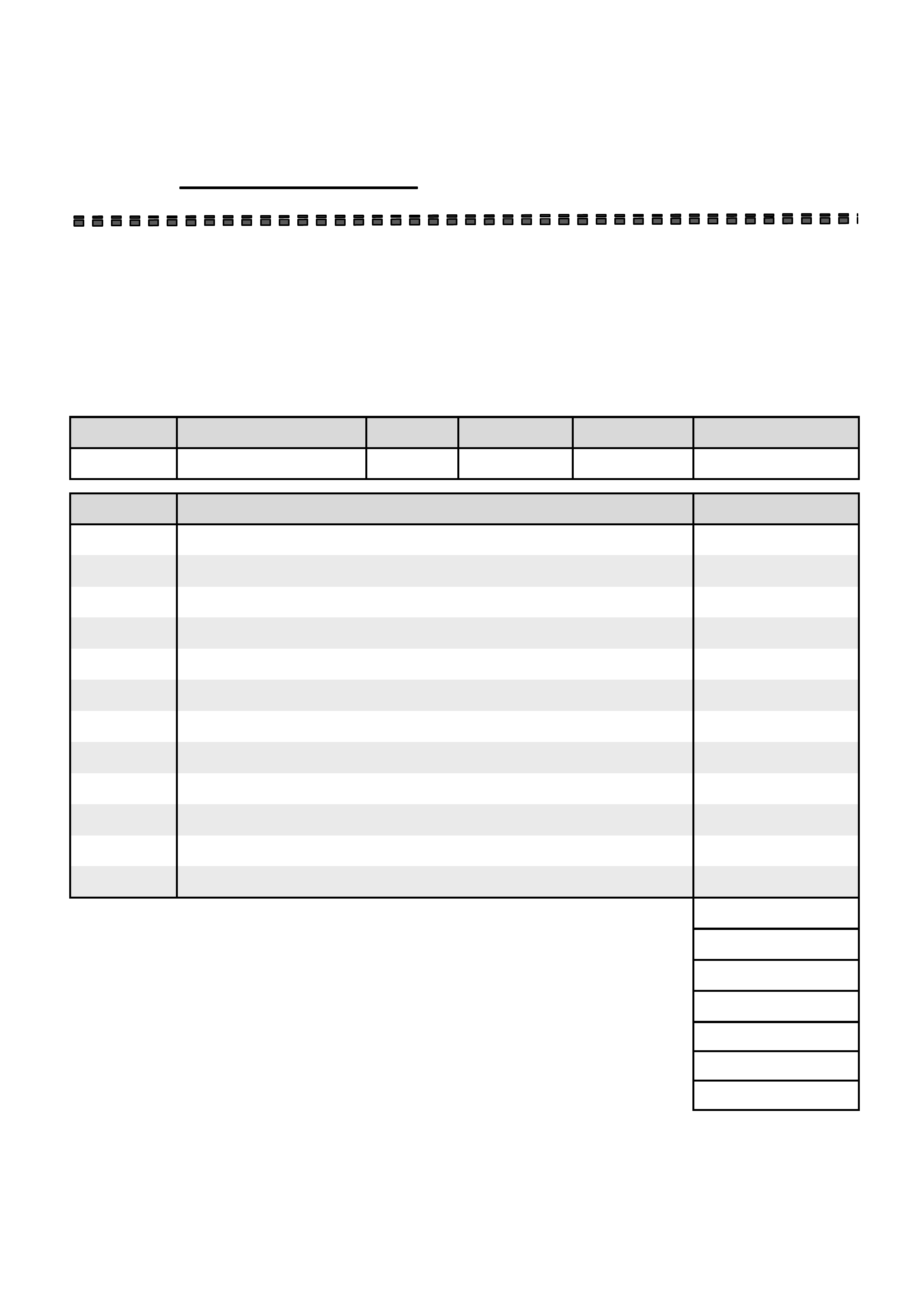 blank service invoice template free download