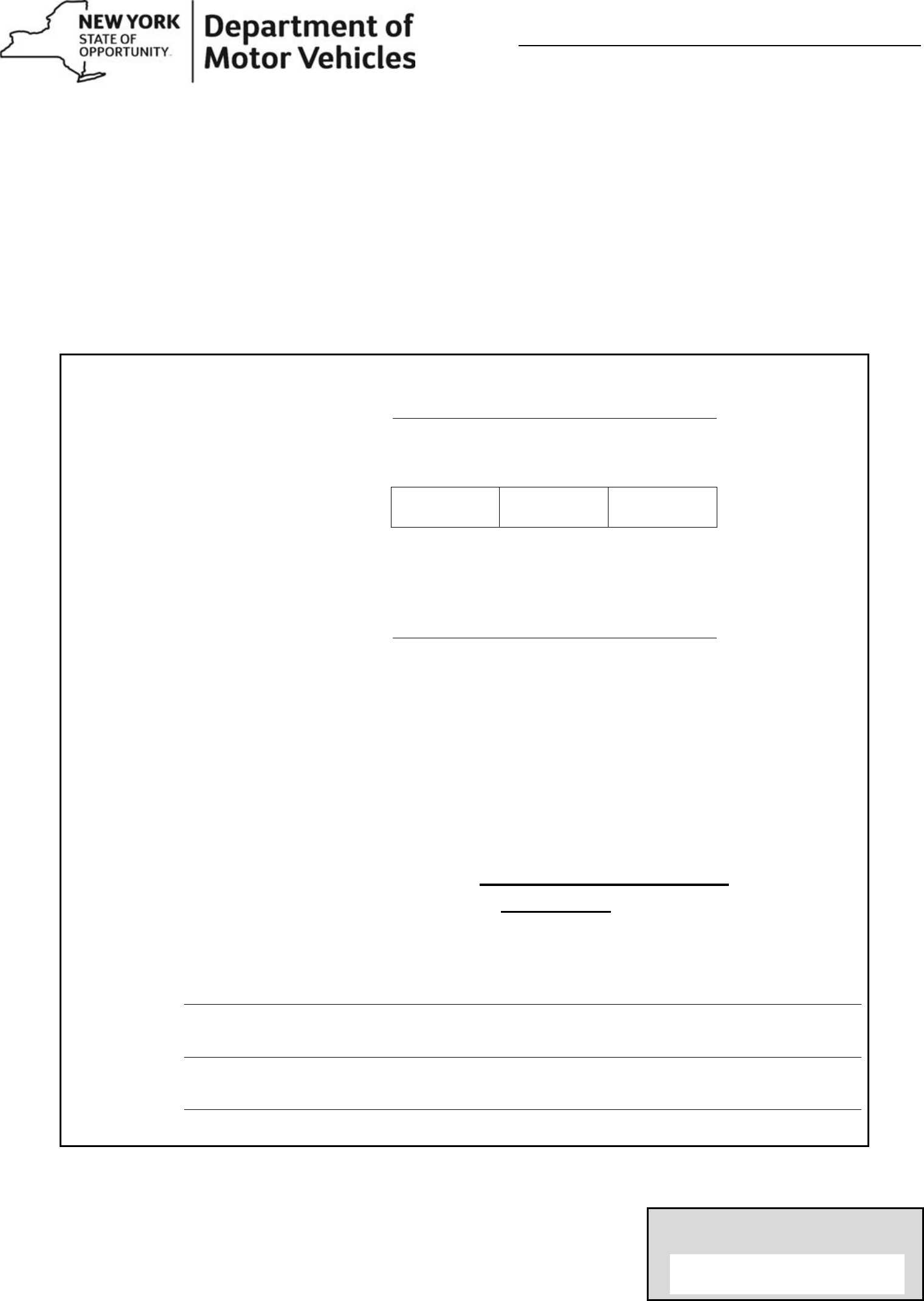 Returning Plates To Dmv Ny >> Form Pd 7 Plate Surrender Application Form New York Free Download