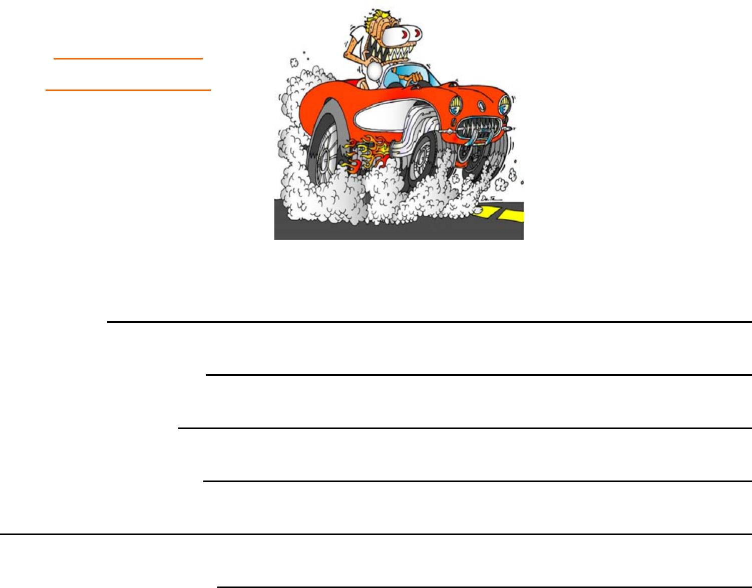 Car Show Registration Form Template Free Download
