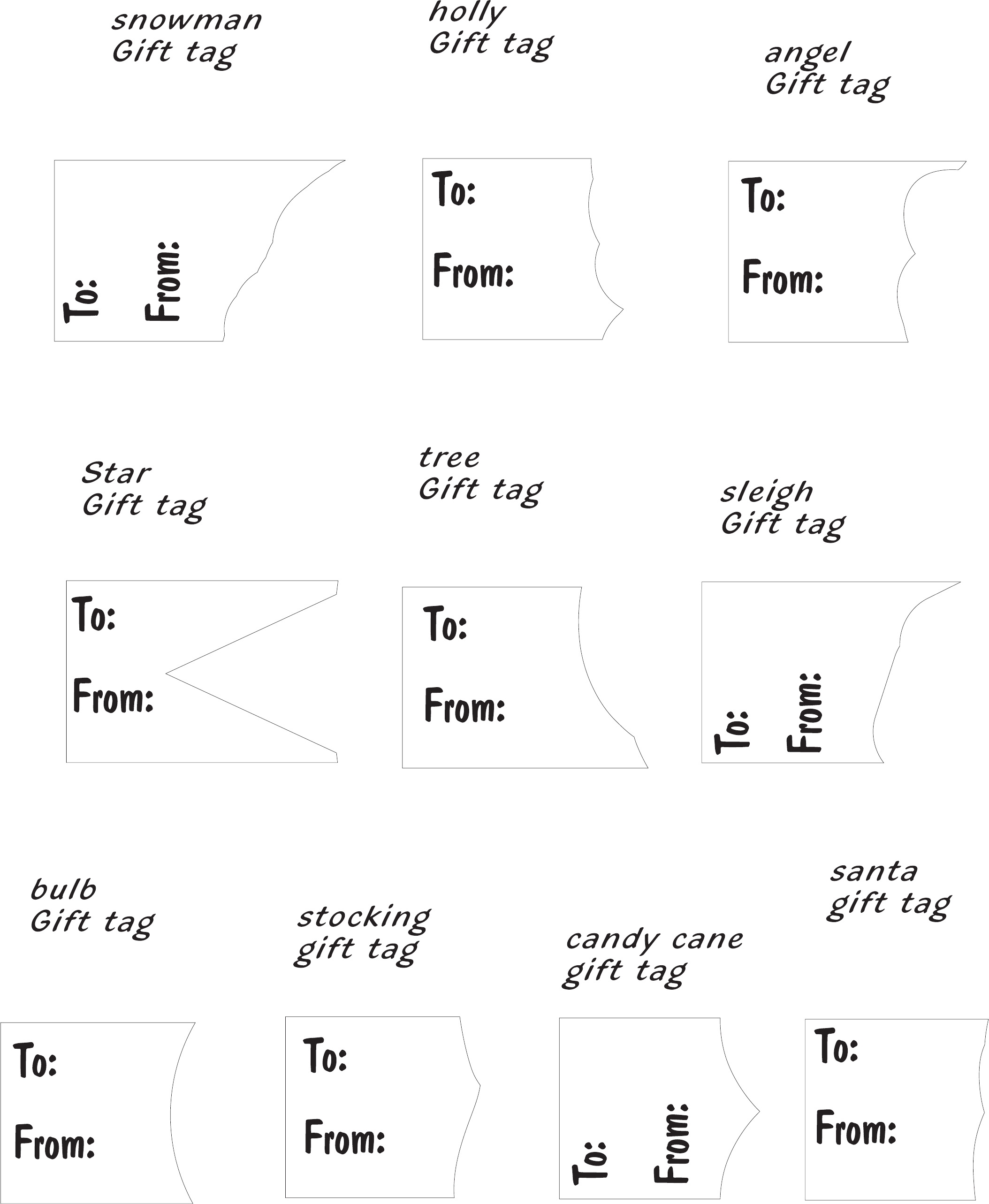 label template download