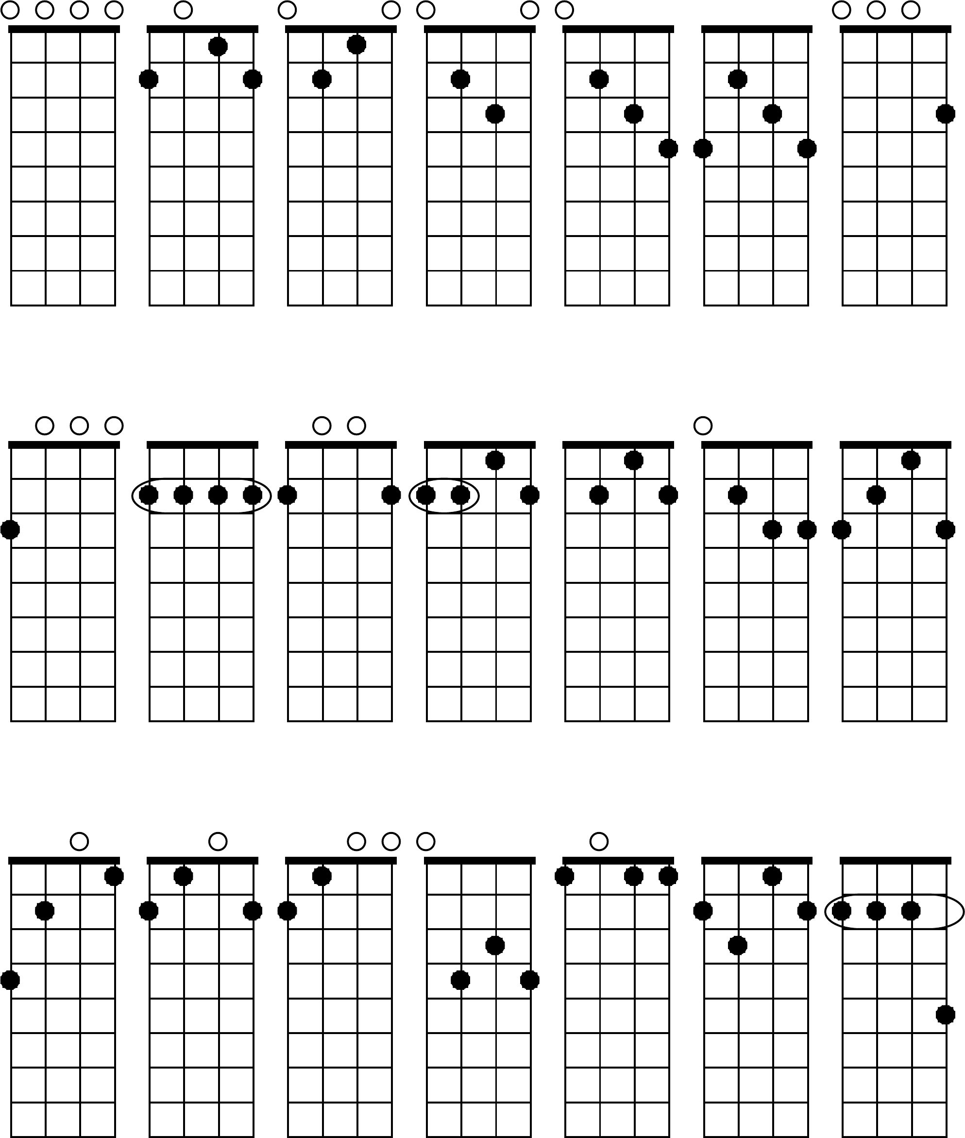 Common Chords Free Download