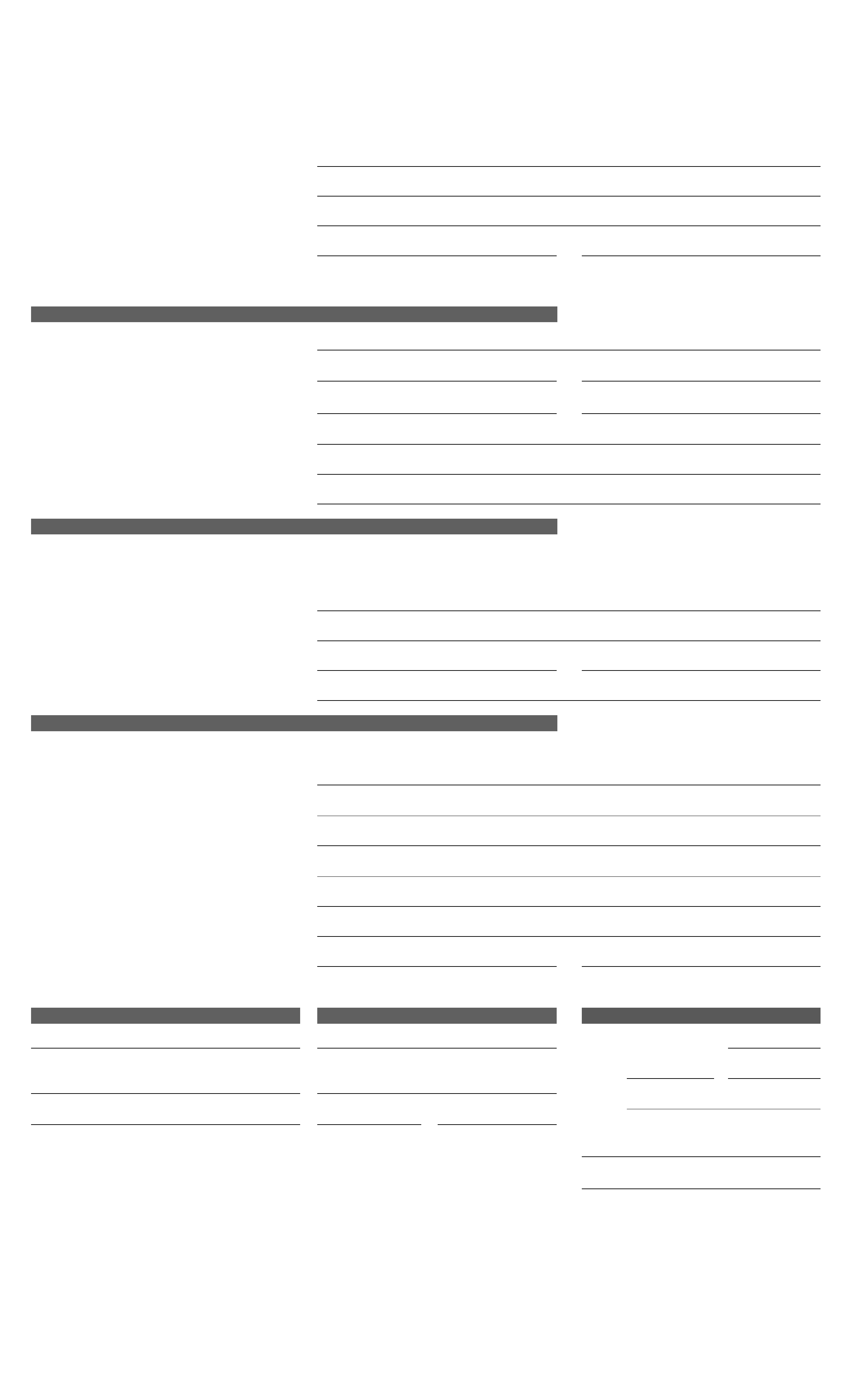 Child Travel Consent Form Template Free Download – Free Child Travel Consent Form Template