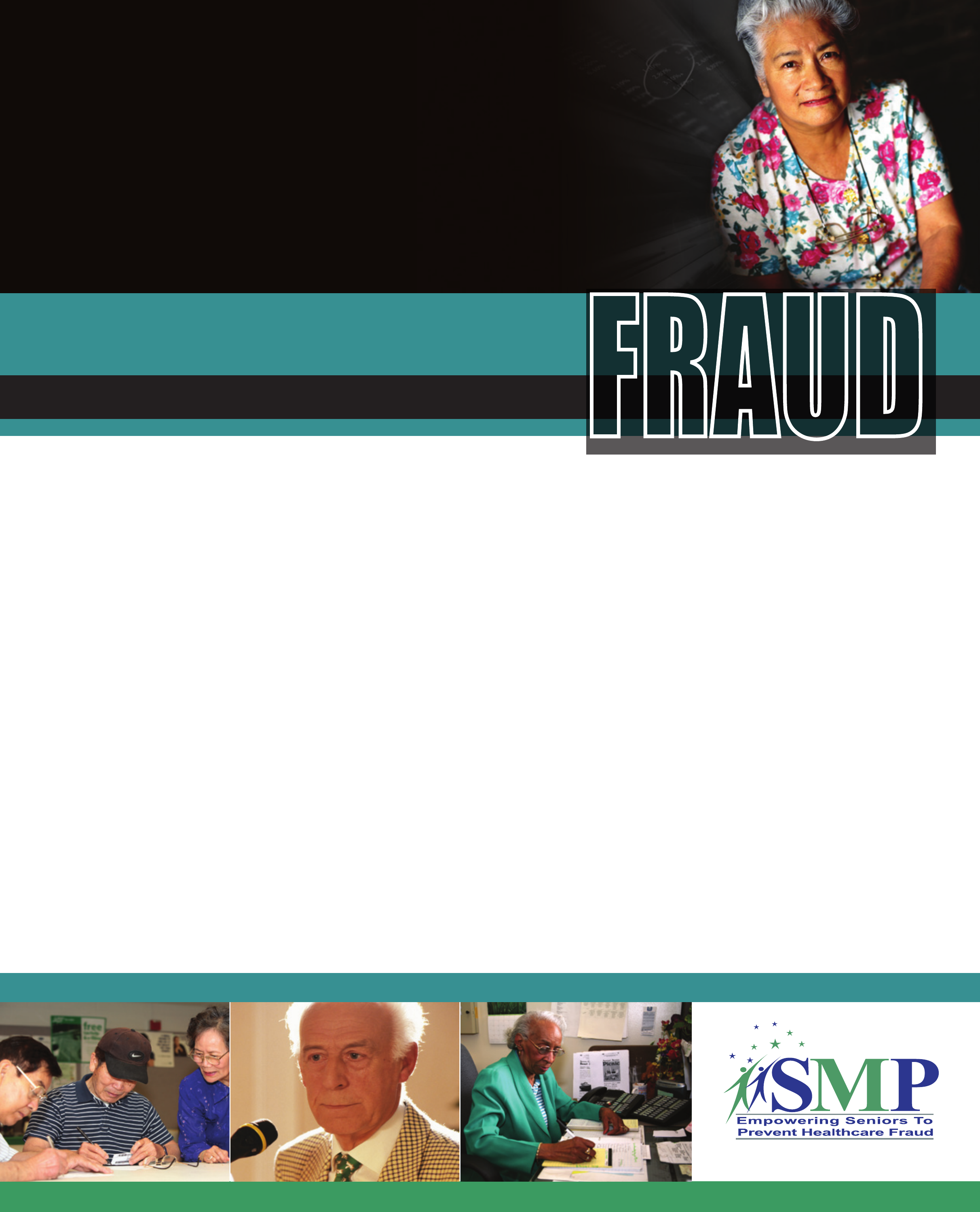 stop health care fraud event flyer template free download