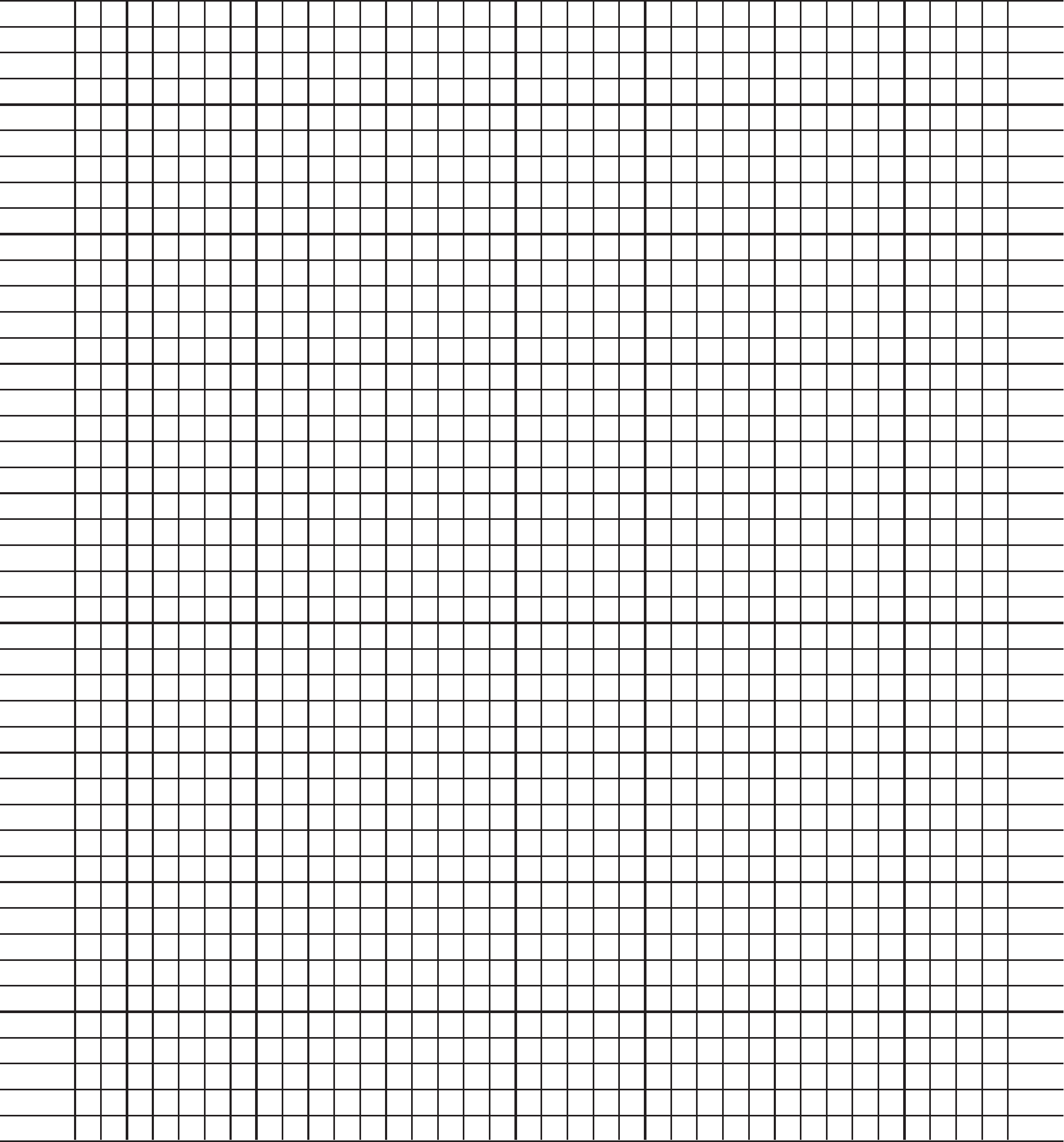 sample knitting graph paper template free download