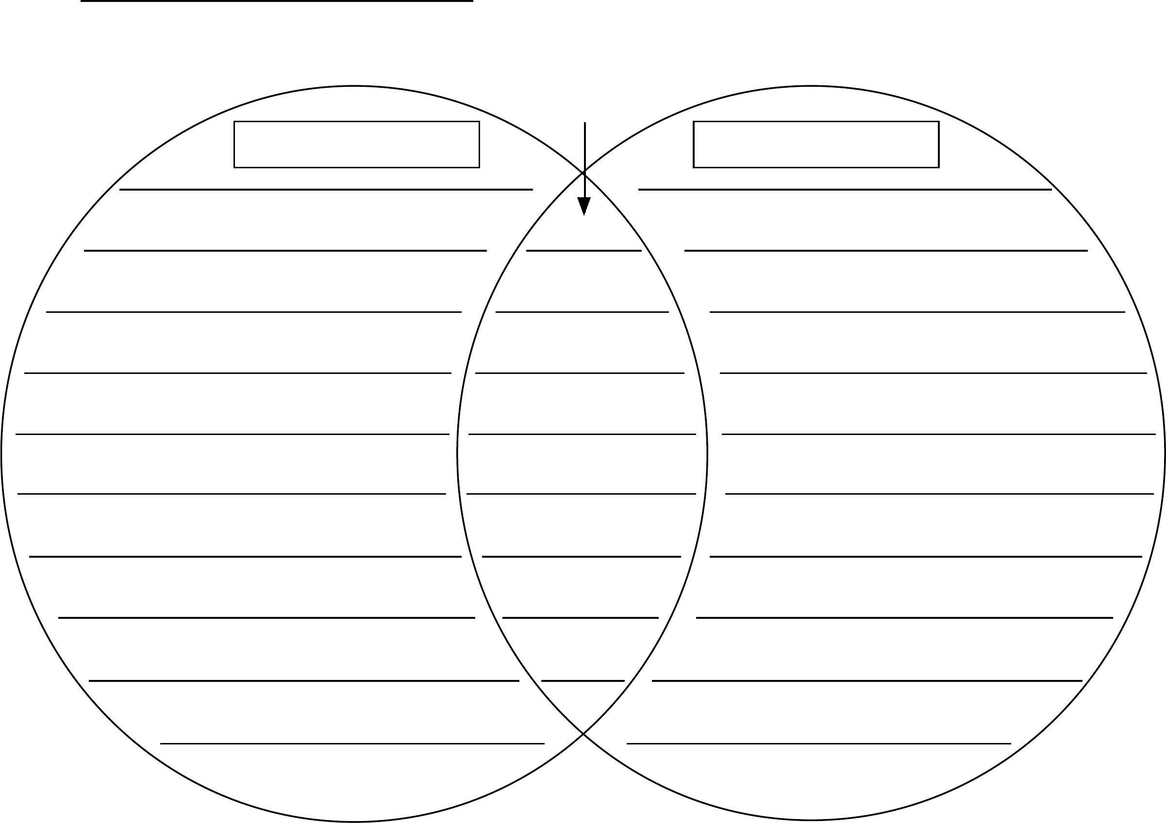 venn diagram template  character  free download