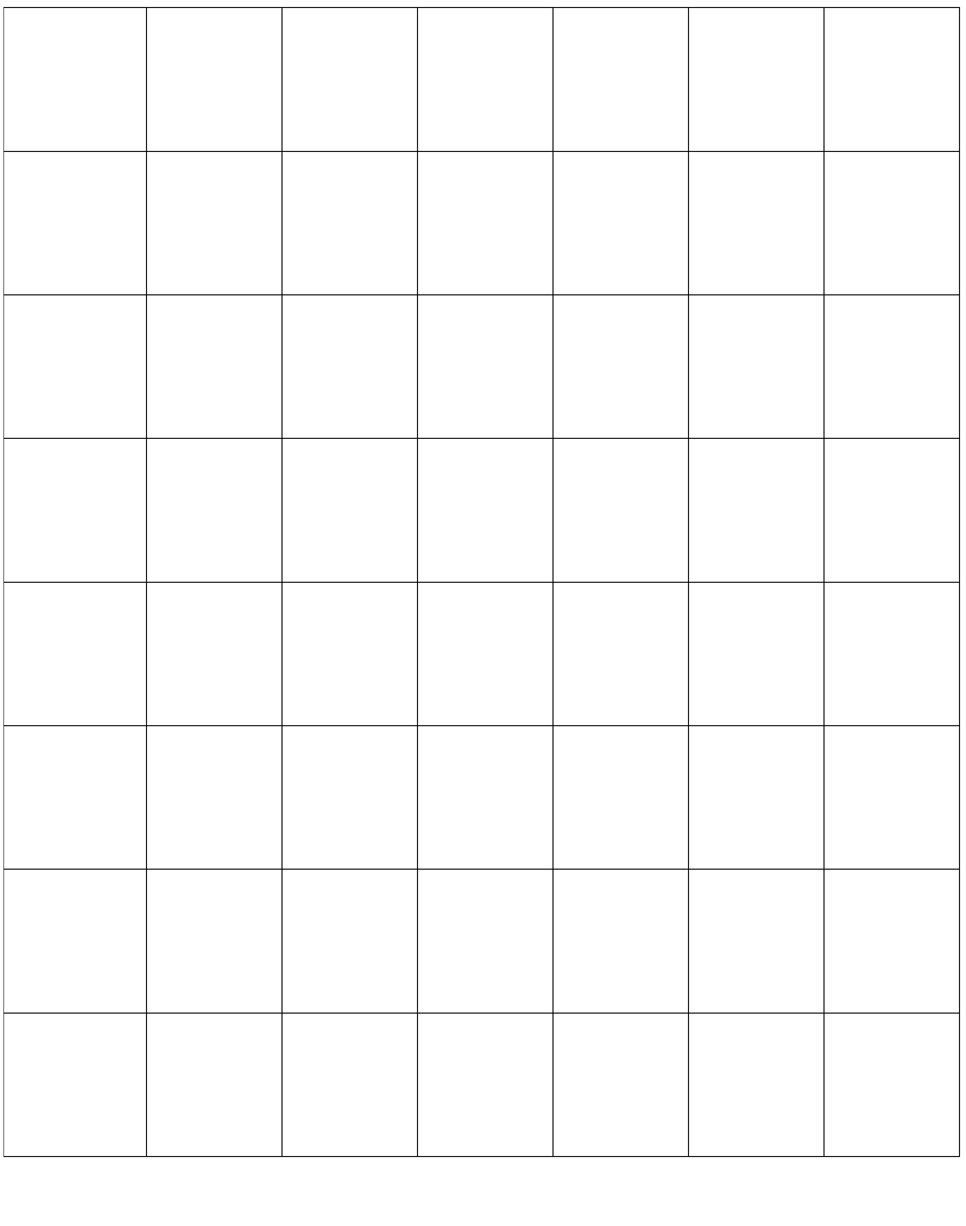 Sample 1 Inch Graph Paper Free Download