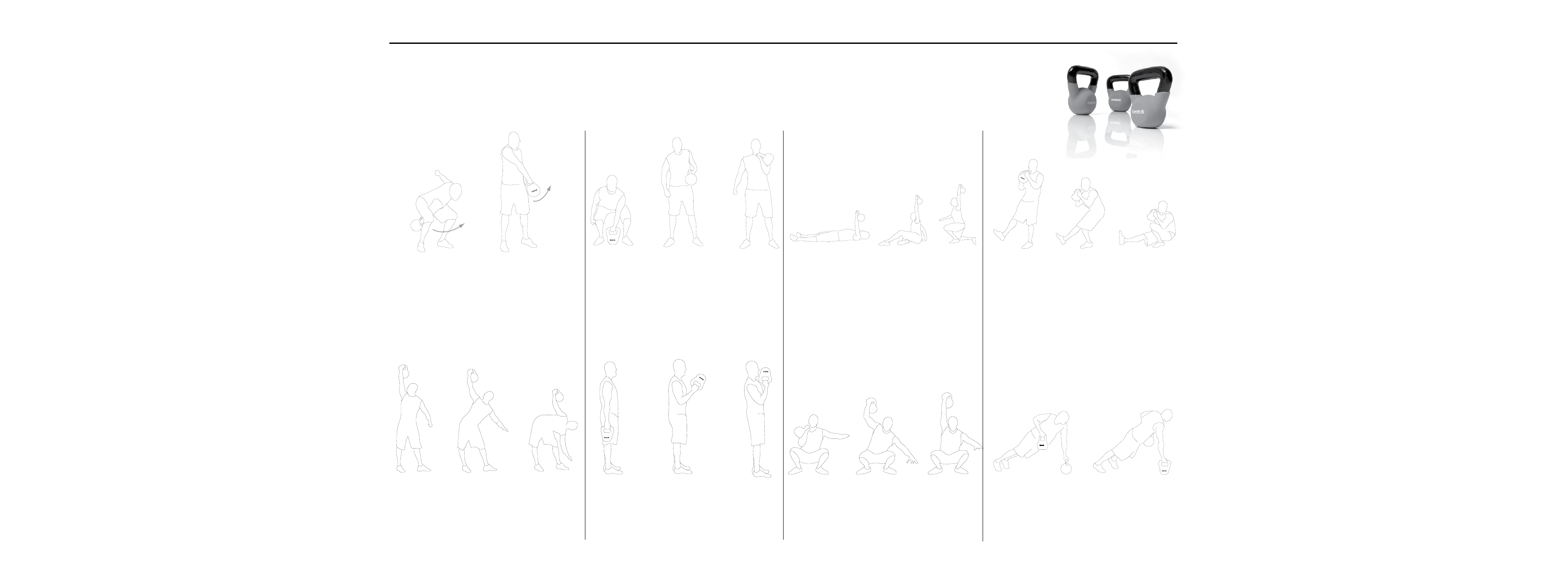 workout char template