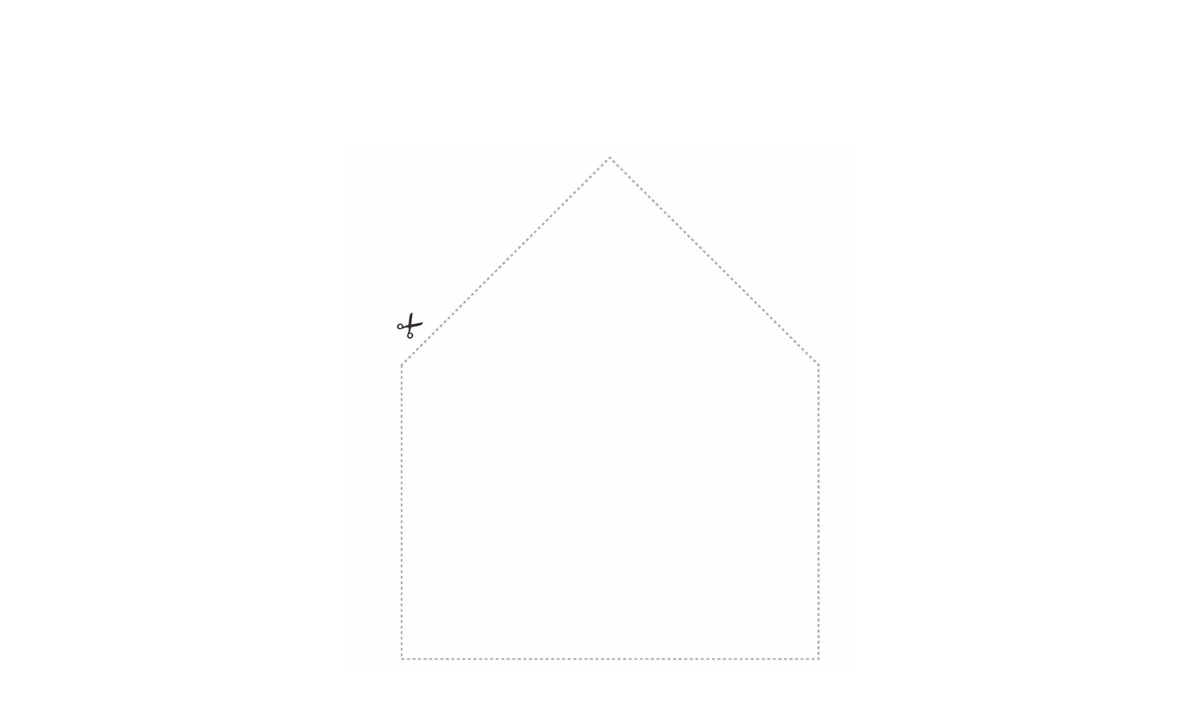 diy envelope liner template free download