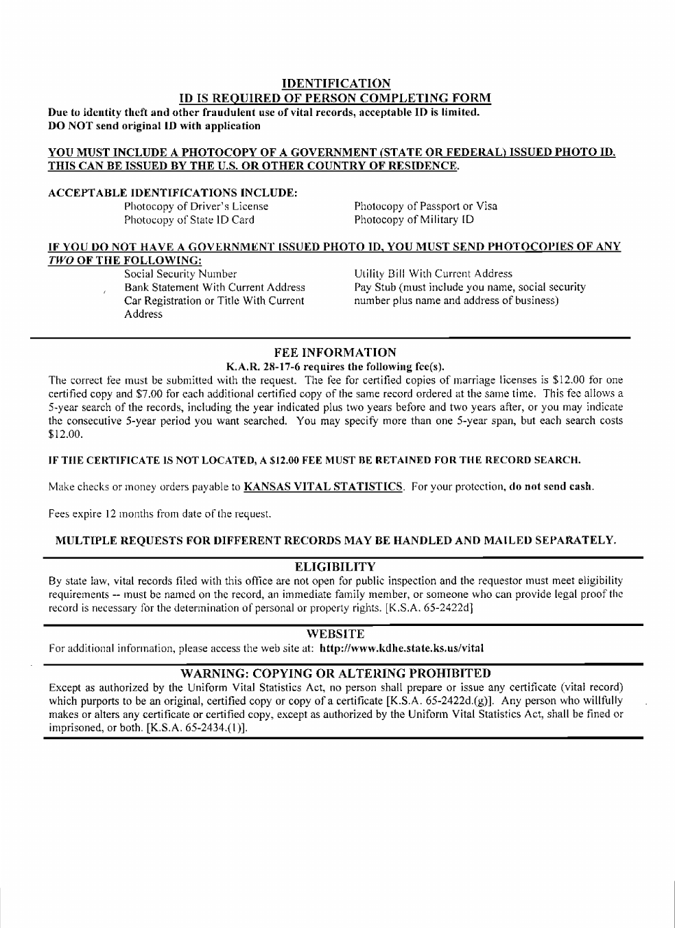 Application for certified copy of marriage certificate kansas copy of marriage certificate kansas id 1betcityfo Images