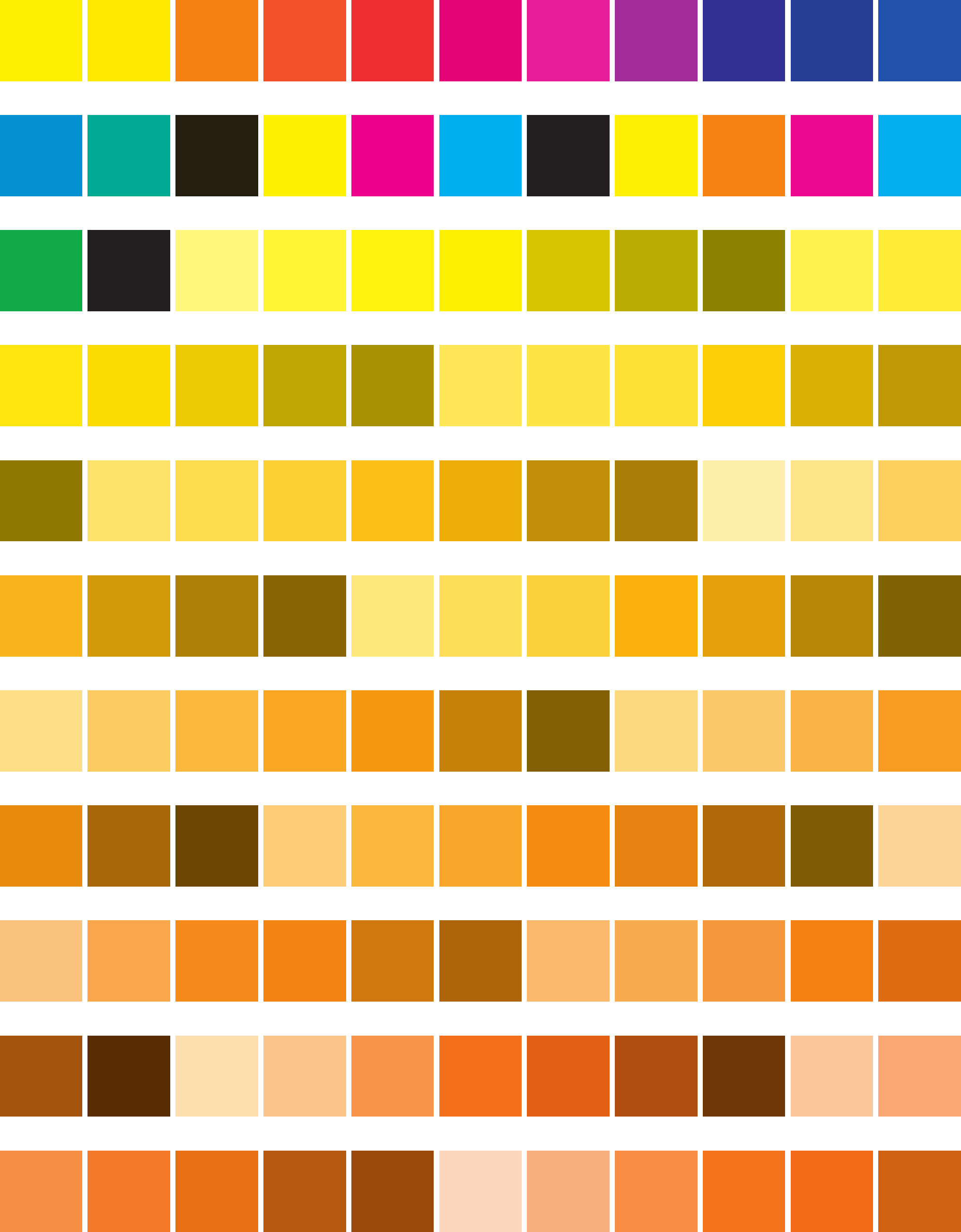 pantone solid coated chart free download