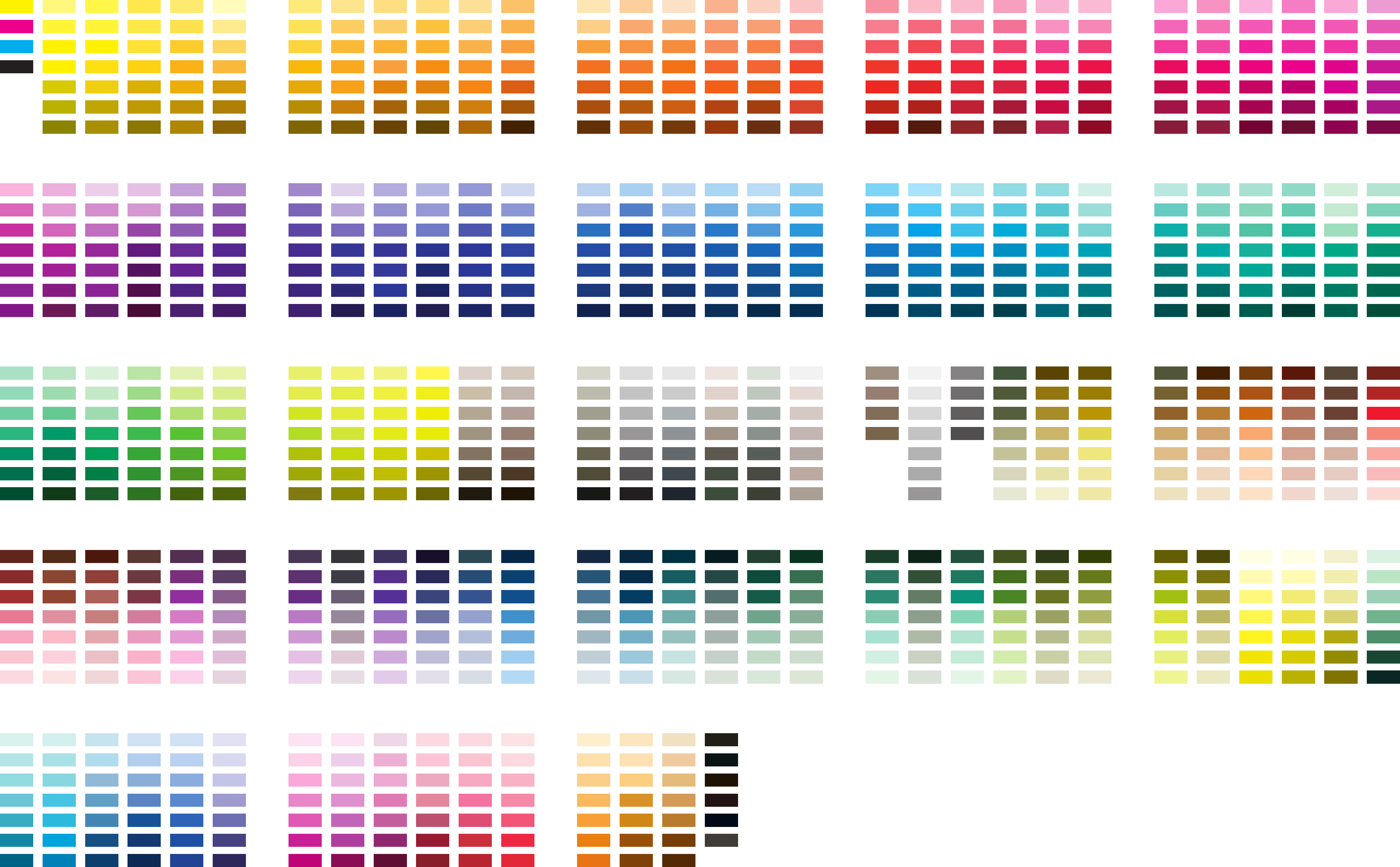 standard pantone color chart free download. Black Bedroom Furniture Sets. Home Design Ideas
