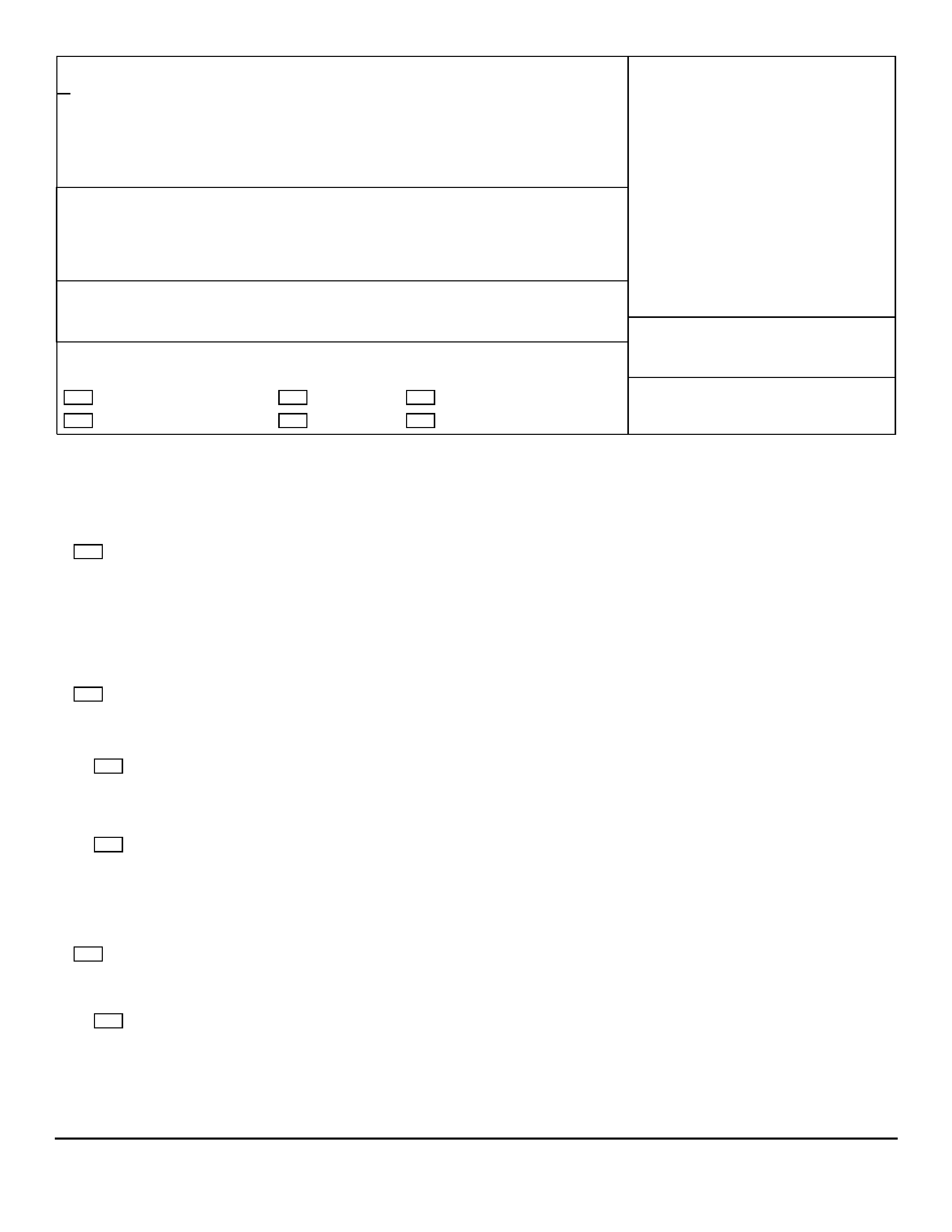 Sample Form for Proof of Service Free Download