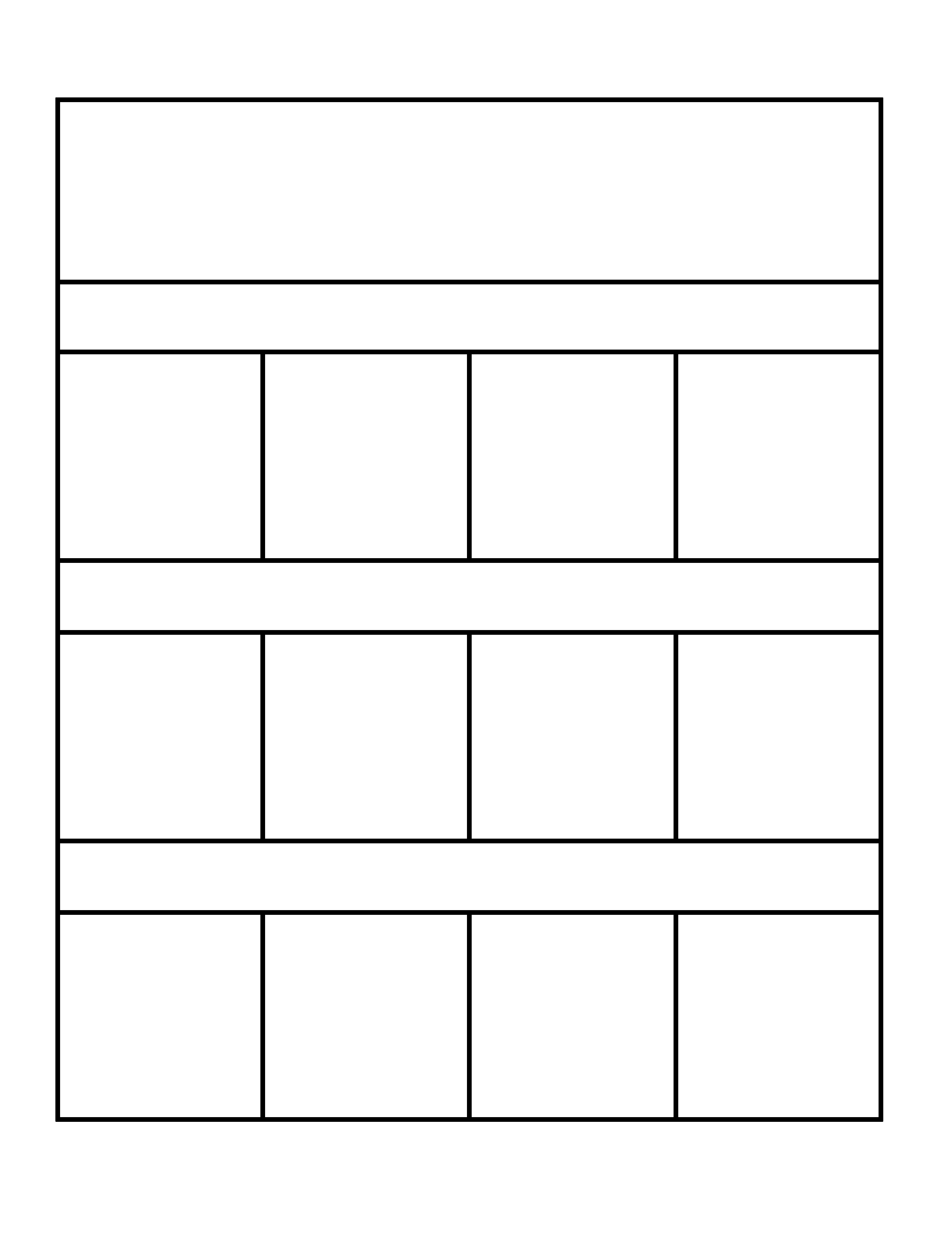 Preschool kids chore chart template free download for Graph template for kids