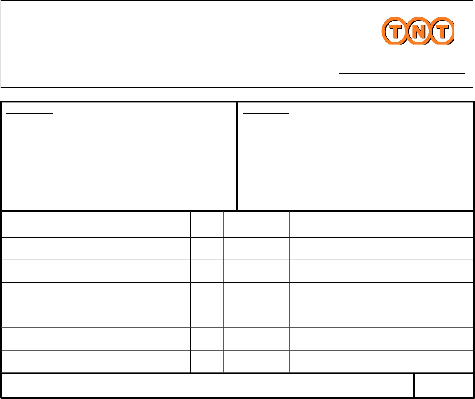 sample proforma invoice template