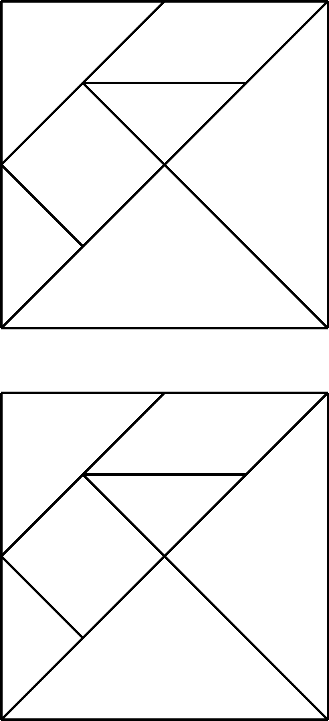 tangram puzzle template free download