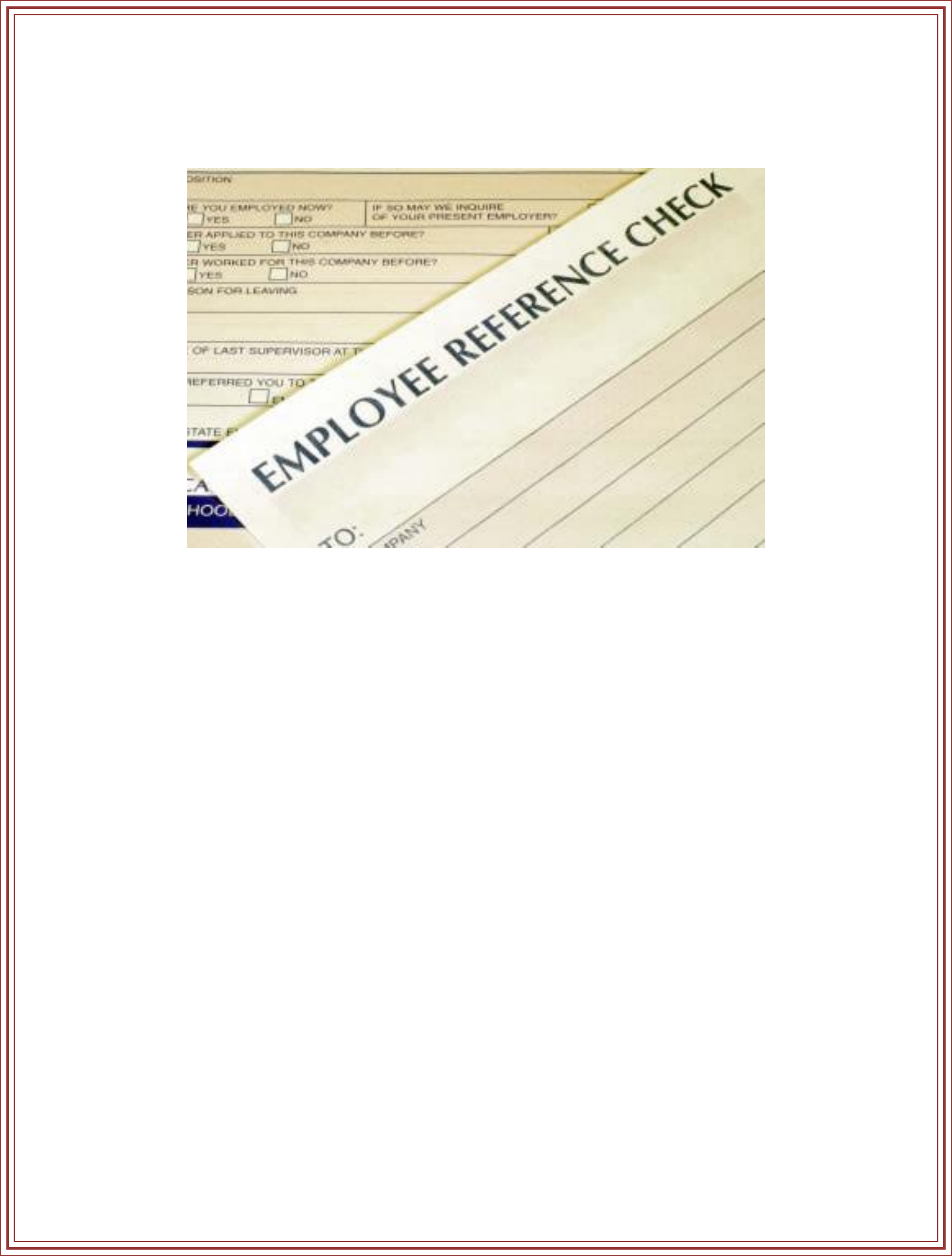 reference letters free download