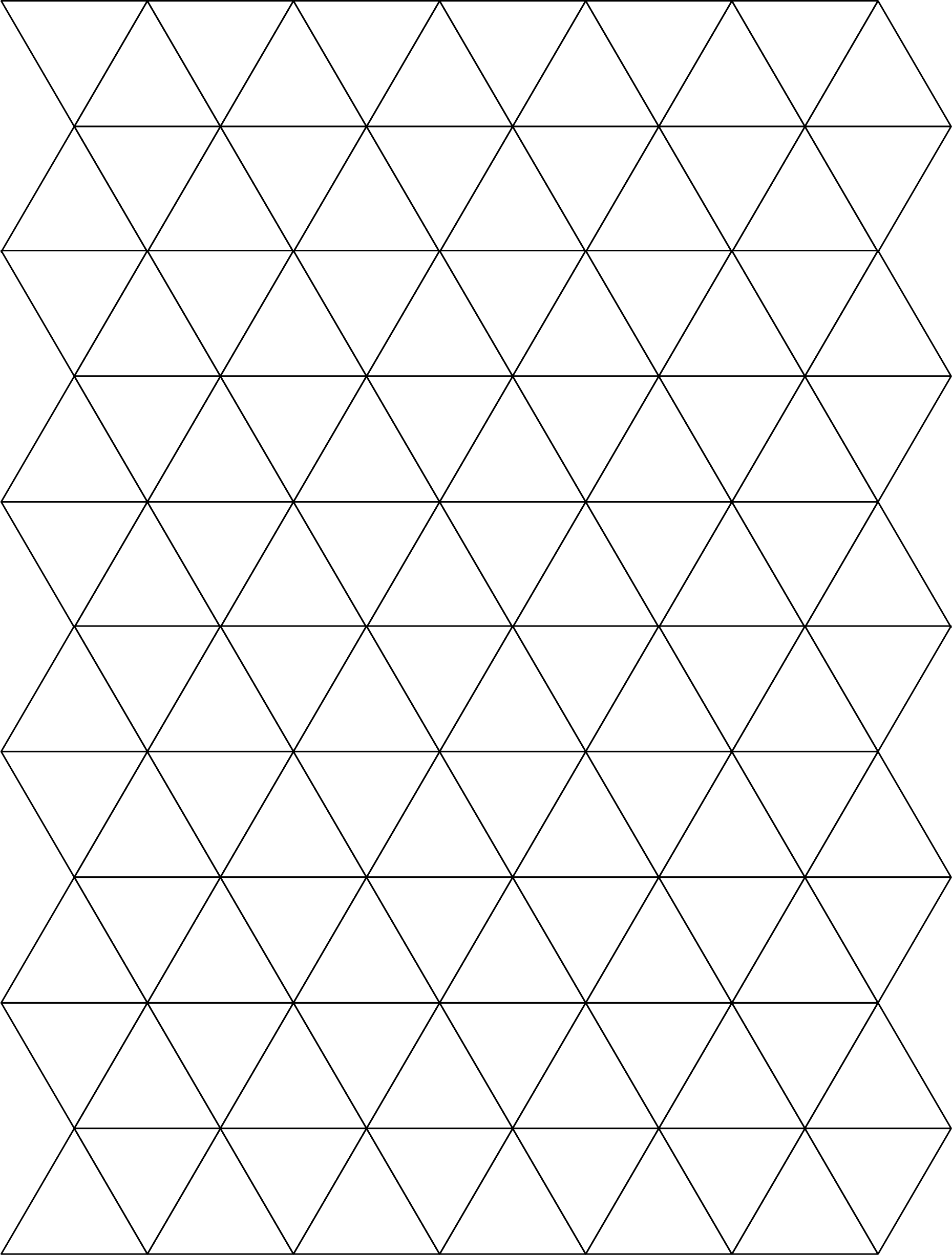 Pattern Block Triangle Paper Free Download