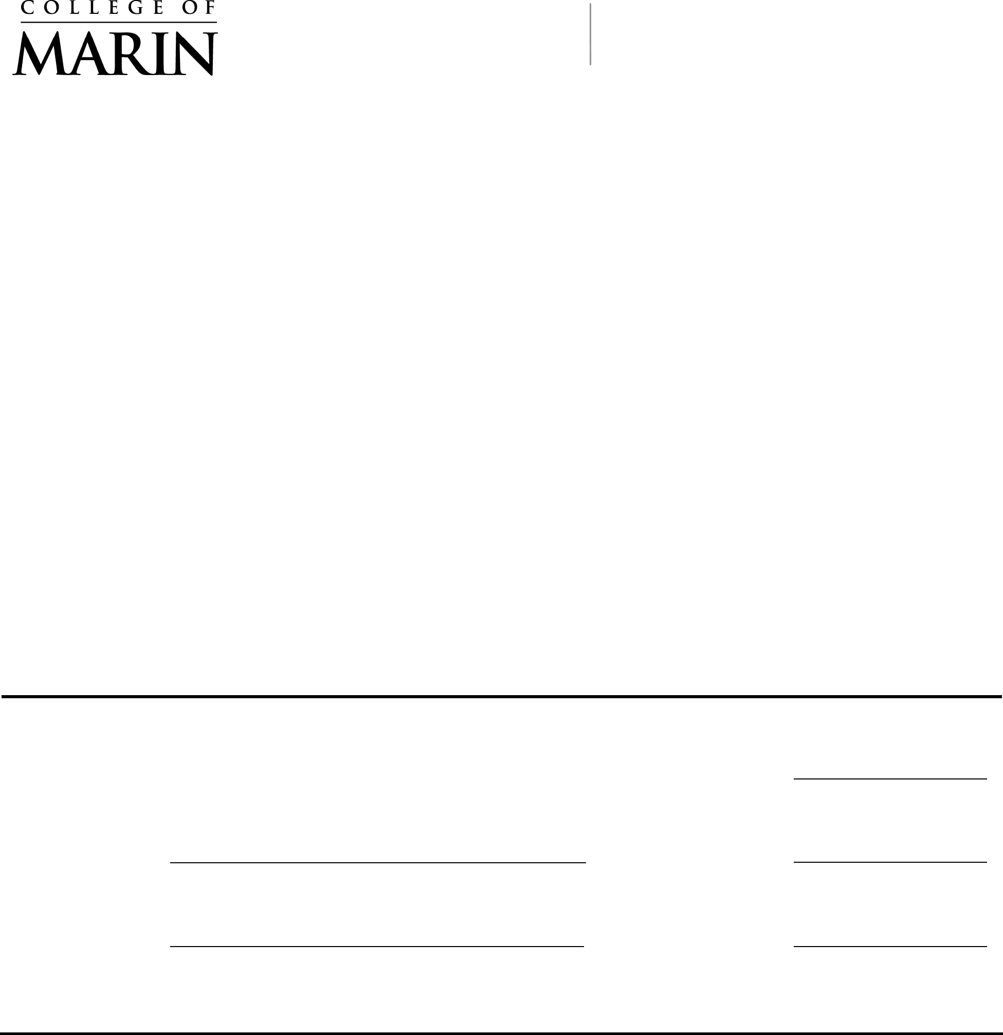sample fax cover sheet college of marin free download