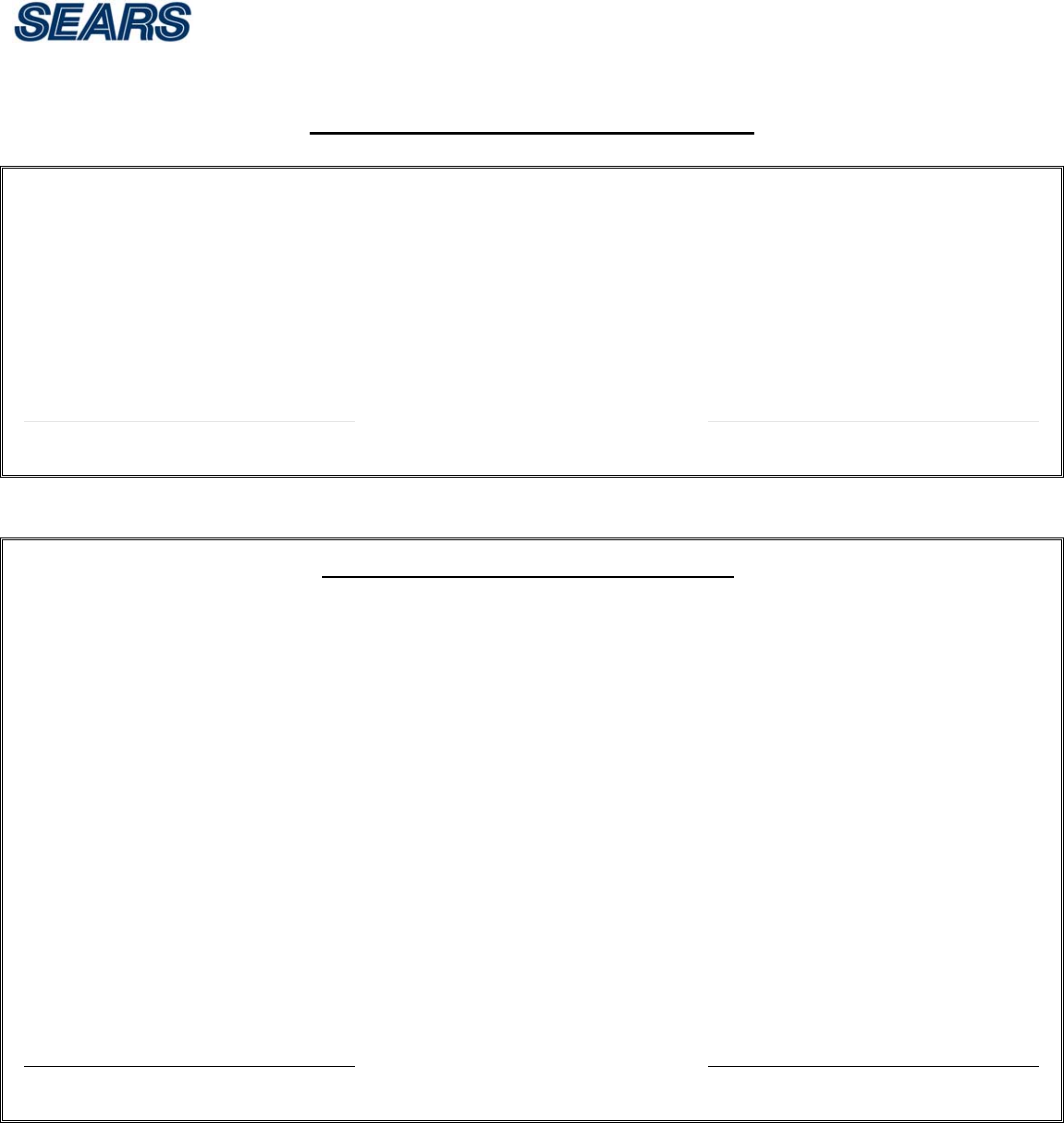 Sears application for employment form free download falaconquin