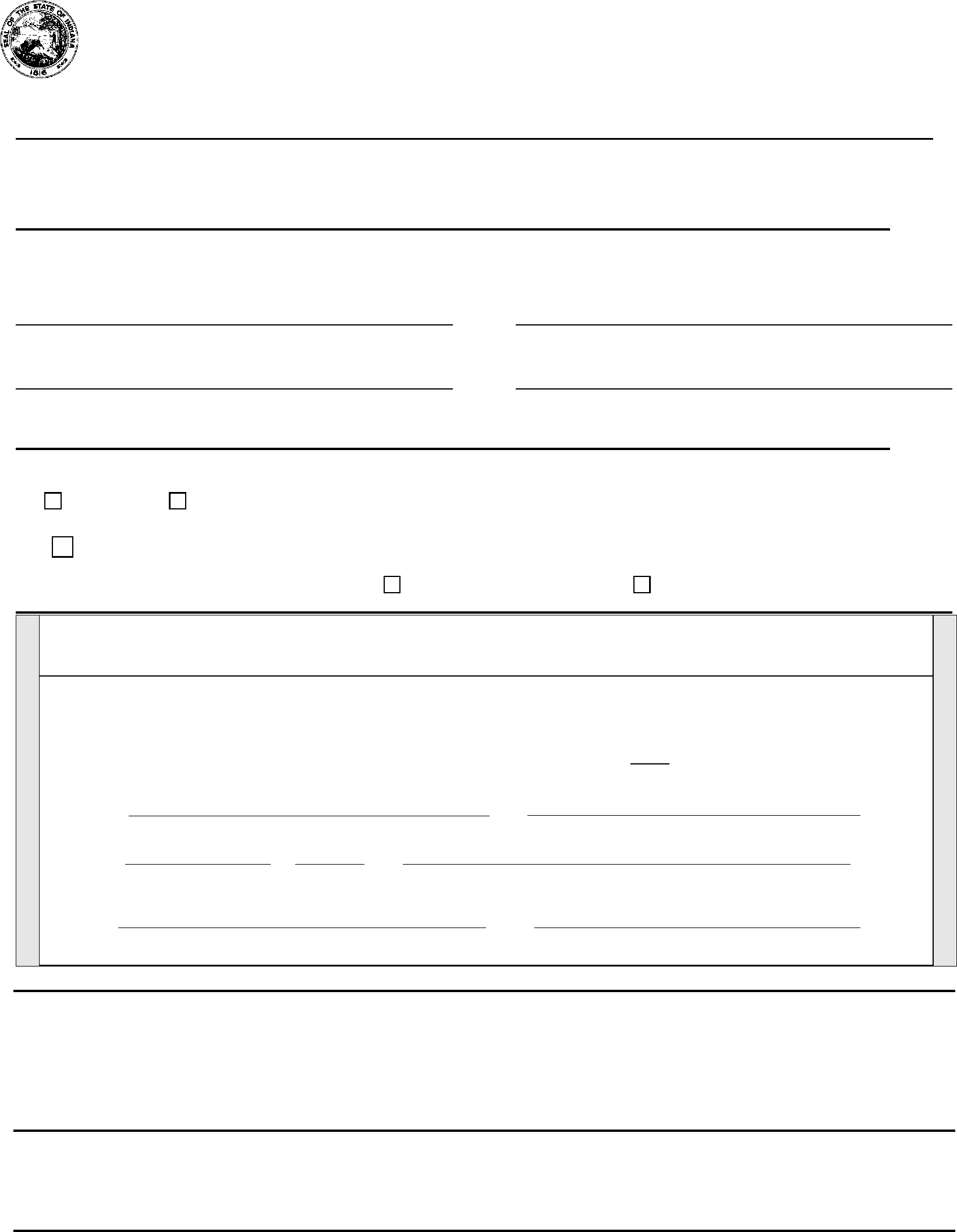 Automated Direct Deposit Authorization Agreement Form