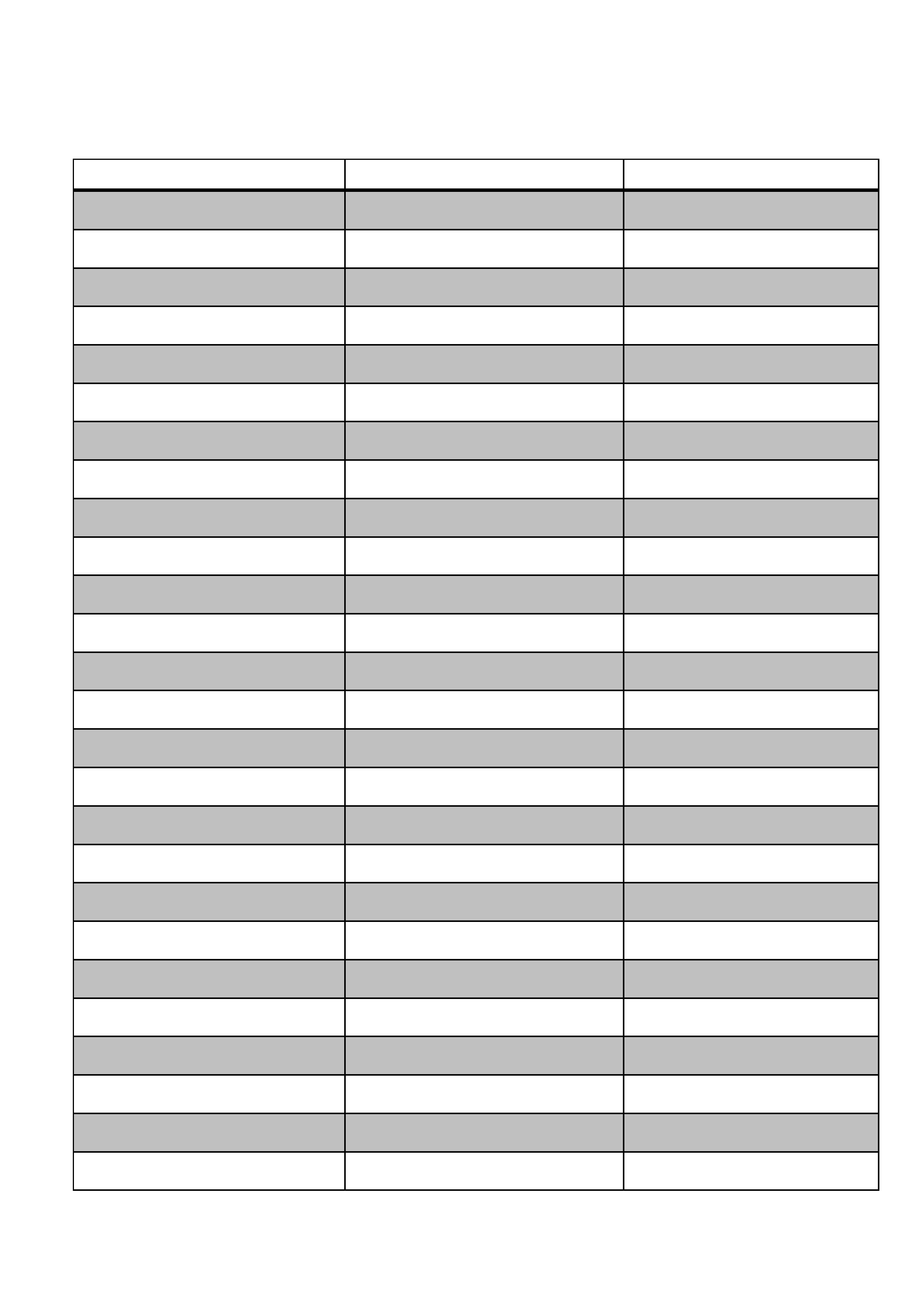 Sign In Sheet Example Free Download