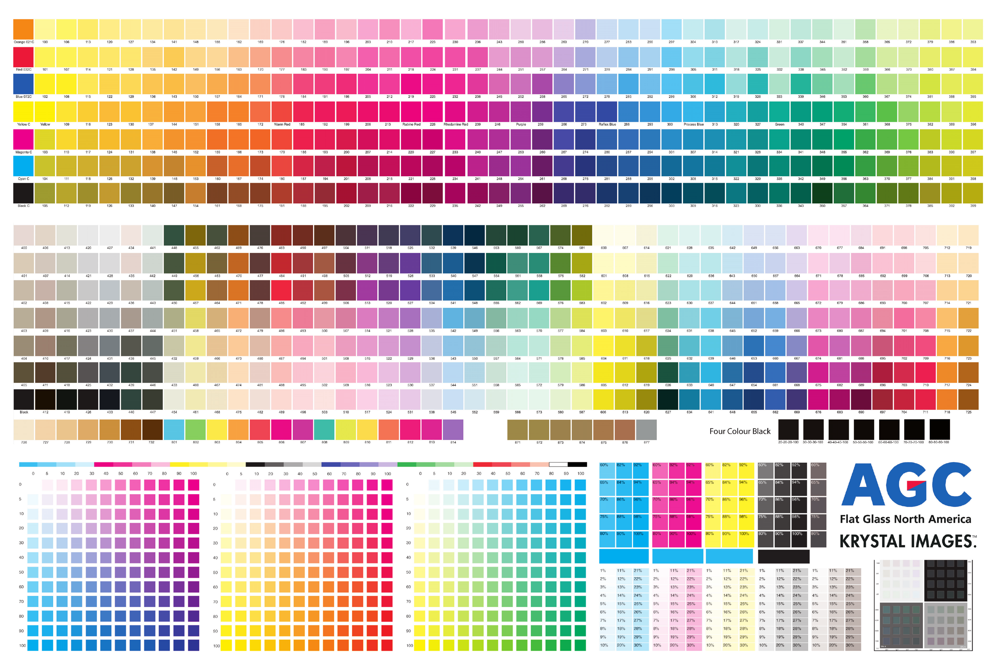 Free Cmyk Color Chart S le on capacitor size chart