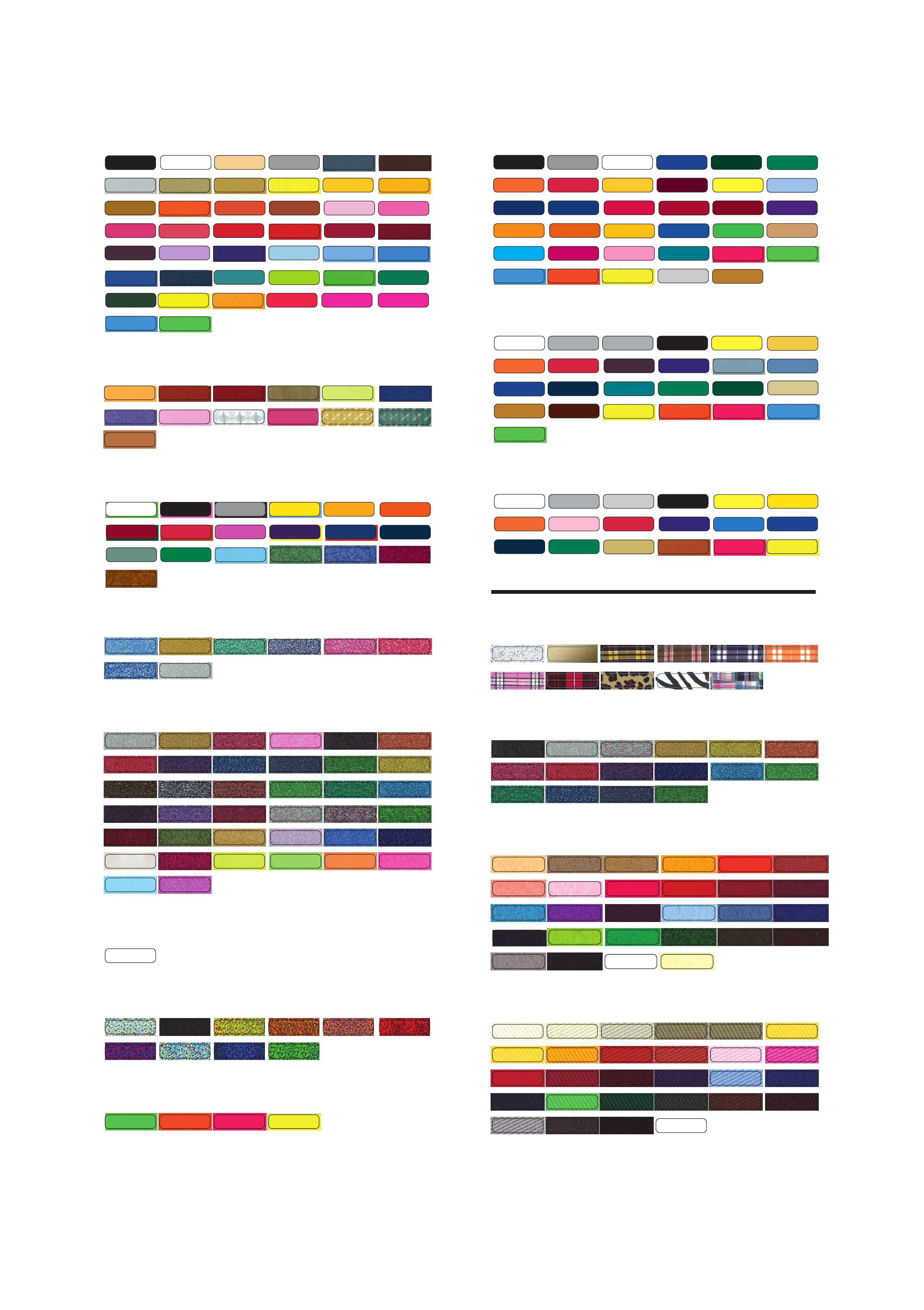 sample for pantone color chart free download