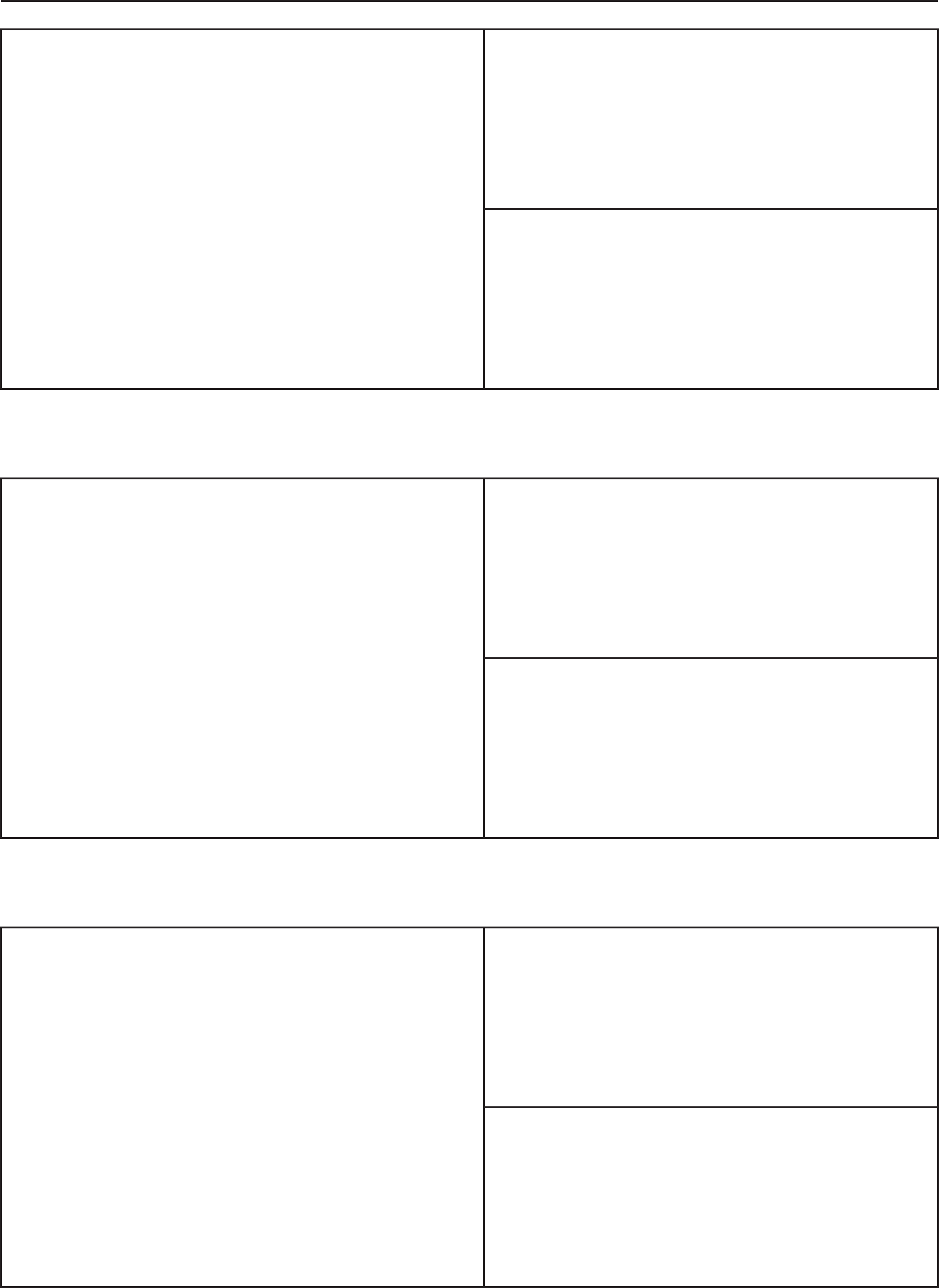 basic storyboard template free download
