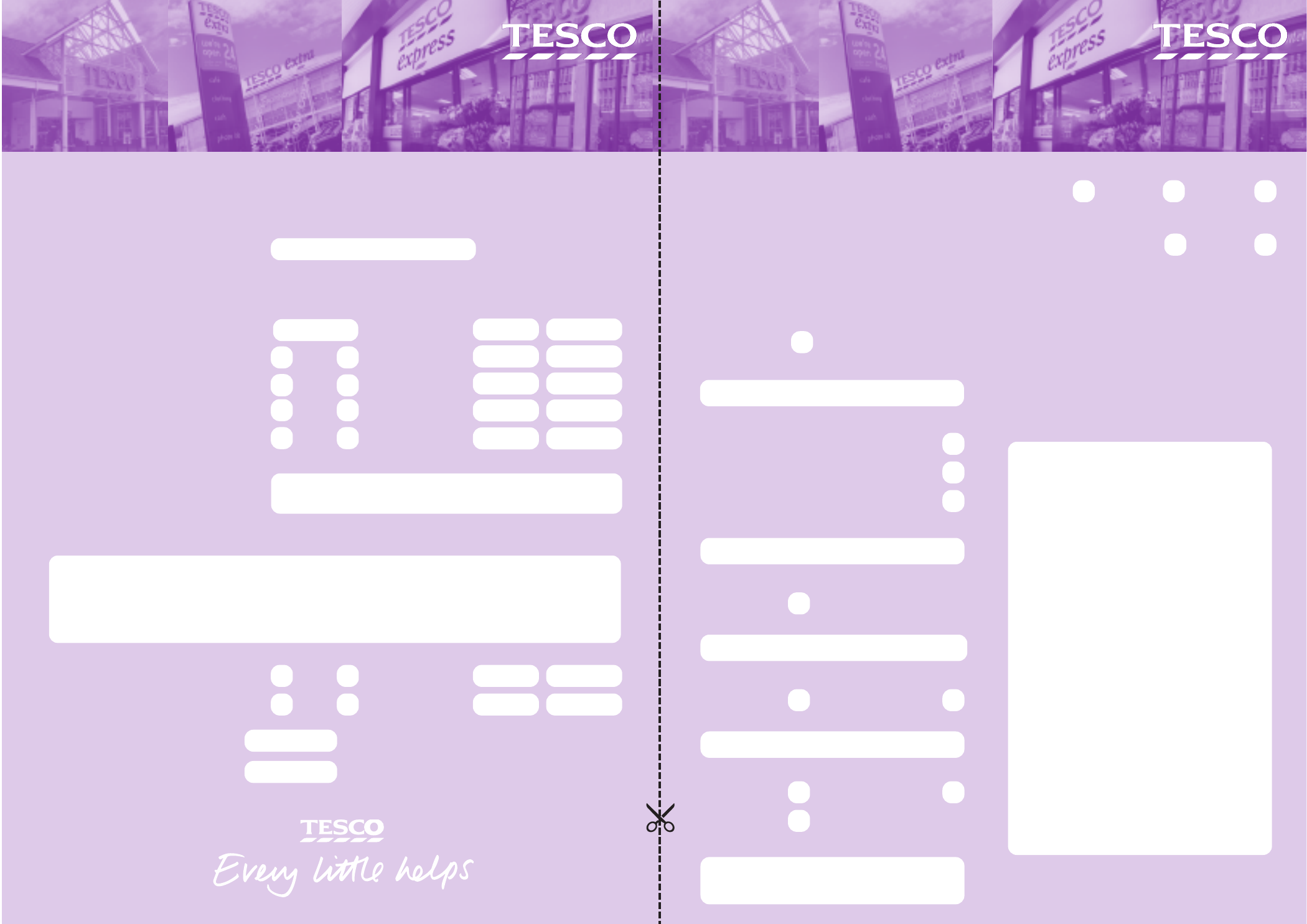 Tesco job application form free download tesco job application form falaconquin