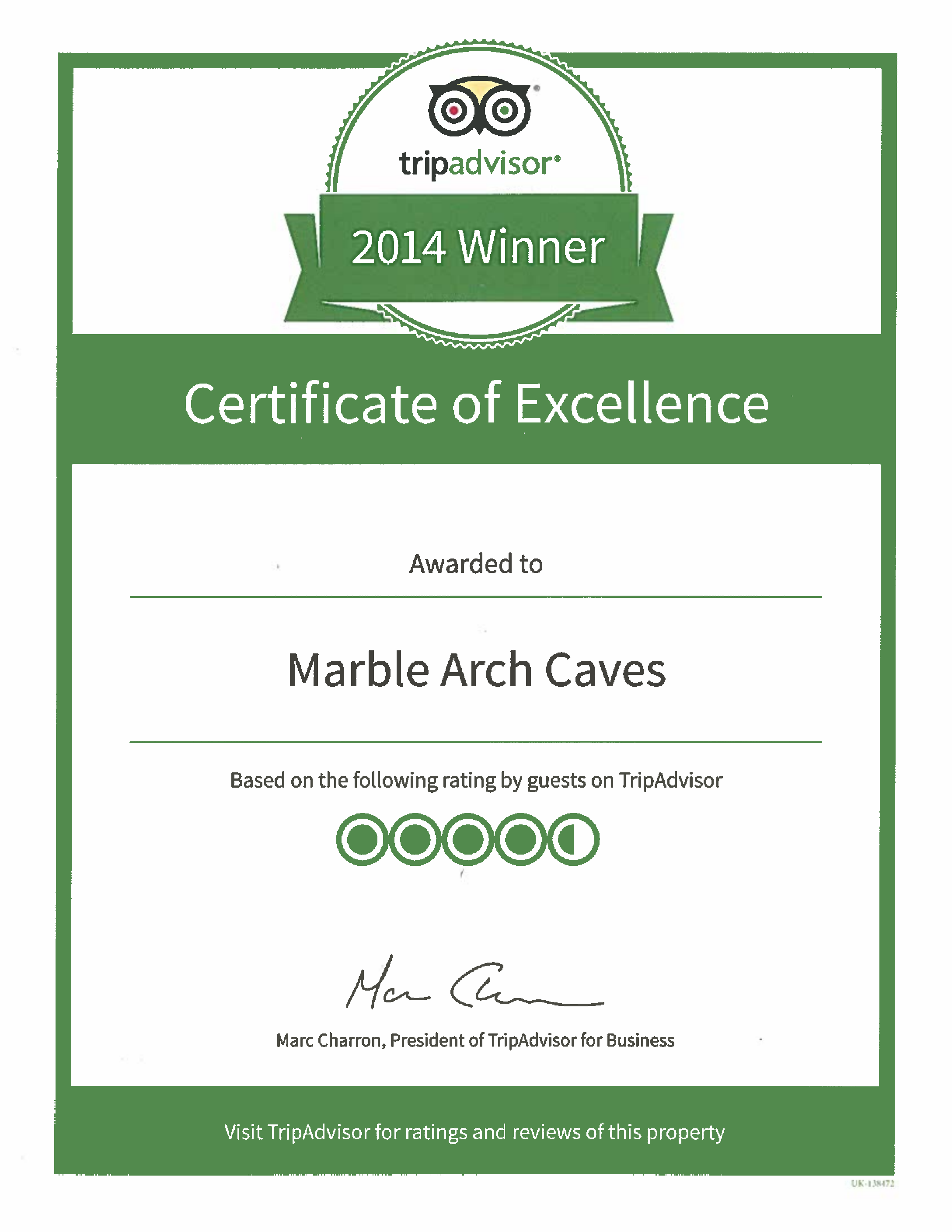 certificate of excellence template free download