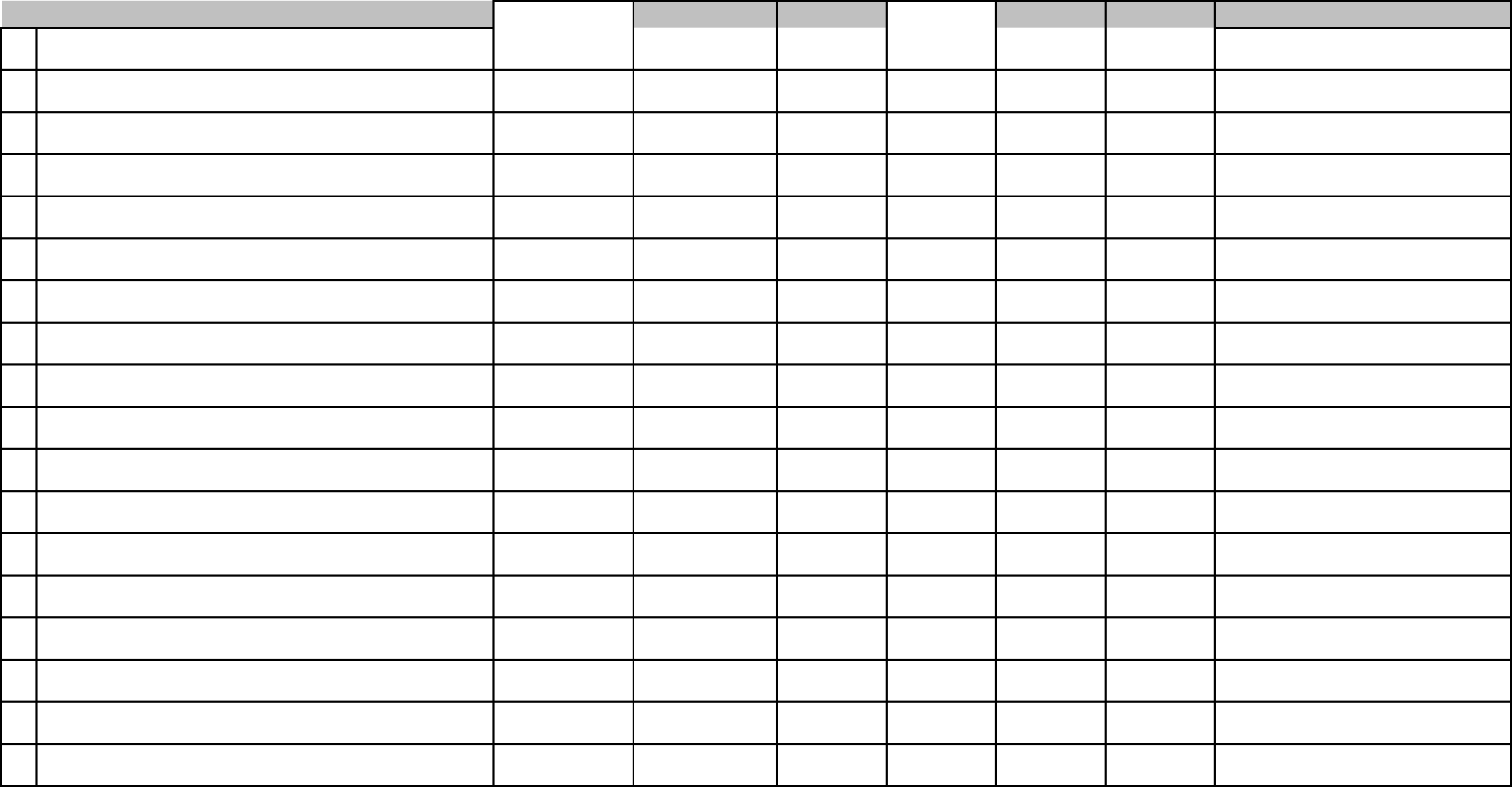 Tvp Talent Show Tally Sheet Free Download