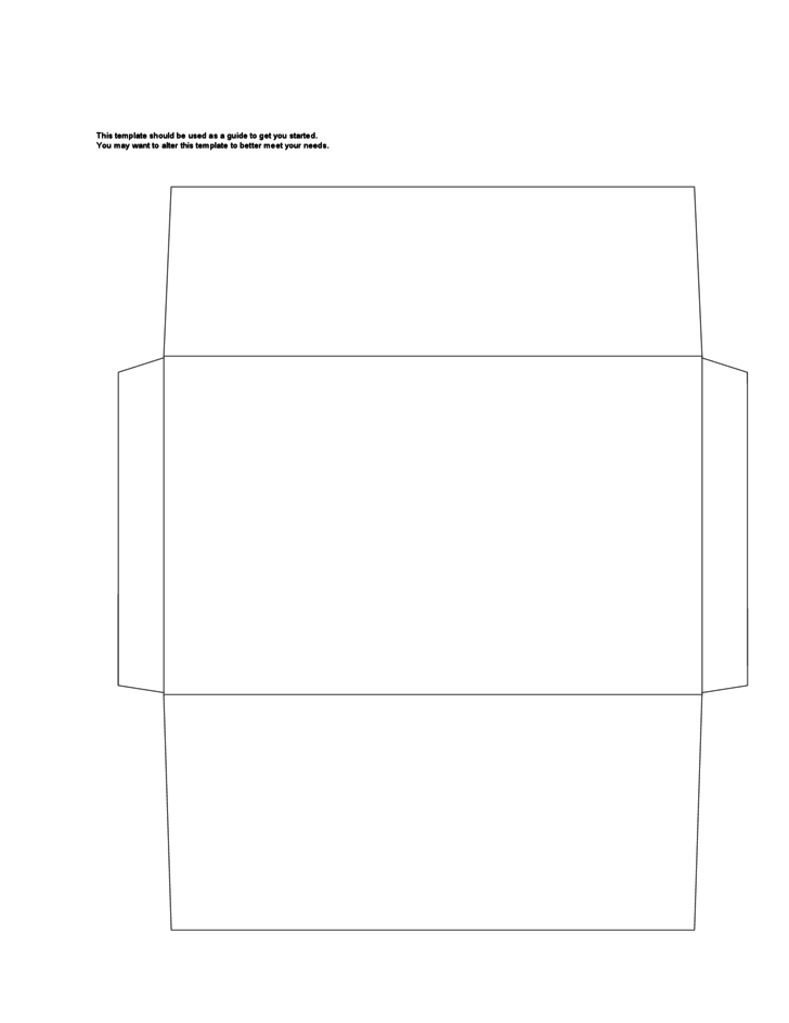 a9 envelope example free download With a9 envelope template