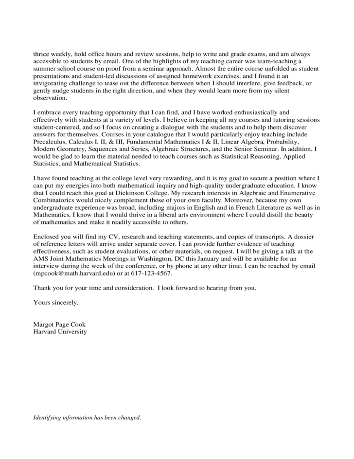 Harvard Cover Letter Template from www.formsbirds.com