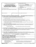 Form FDA 2877 - Declaration for Imported Electronic Products