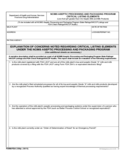 Form FDA 2359p - NCIMS Aseptic Processing and Packaging Program Critical Listing Elements