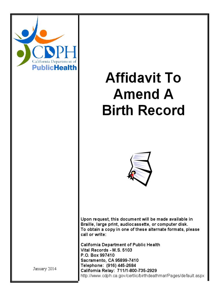 Affidavit of birth 11 free templates in pdf word excel download california affidavit to amend a birth record aiddatafo Image collections