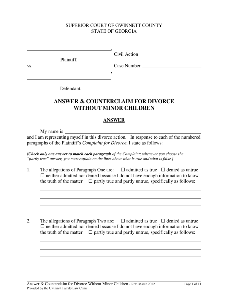 Divorce papers for gwinnett county georgia paper format lawrenceville ga divorce agreement modification lawyer change solutioingenieria Images